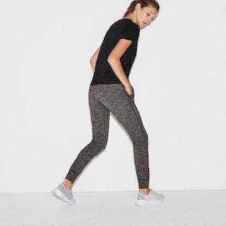 Women's Lacoste SPORT Stretch Flecked Urban Tennis Sweatpants