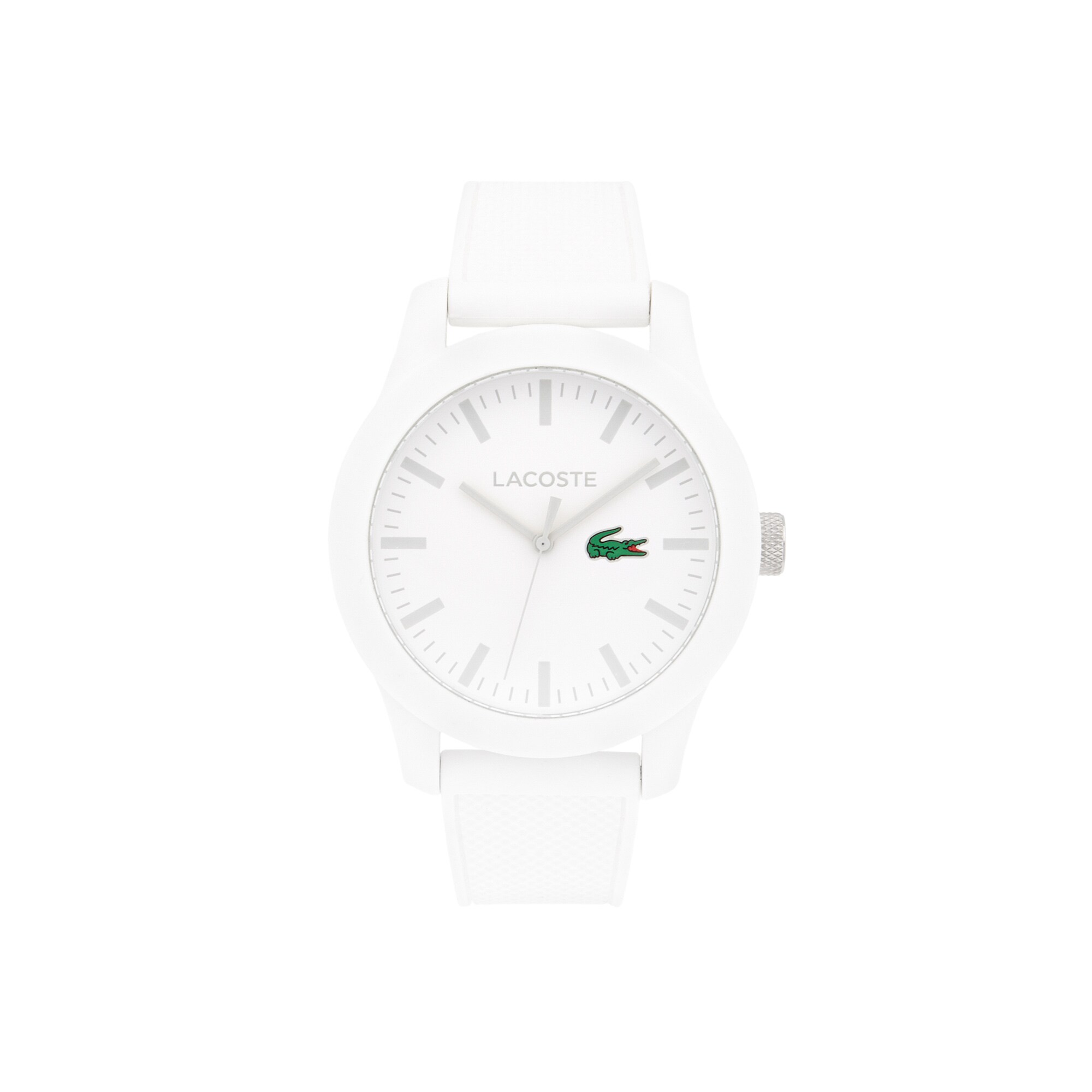 lacoste watch women white lacoste. Black Bedroom Furniture Sets. Home Design Ideas