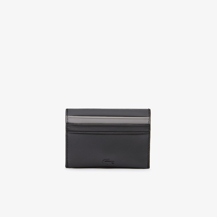 Men's Fitzgerald Colourblock Smooth Leather Credit Card Holder