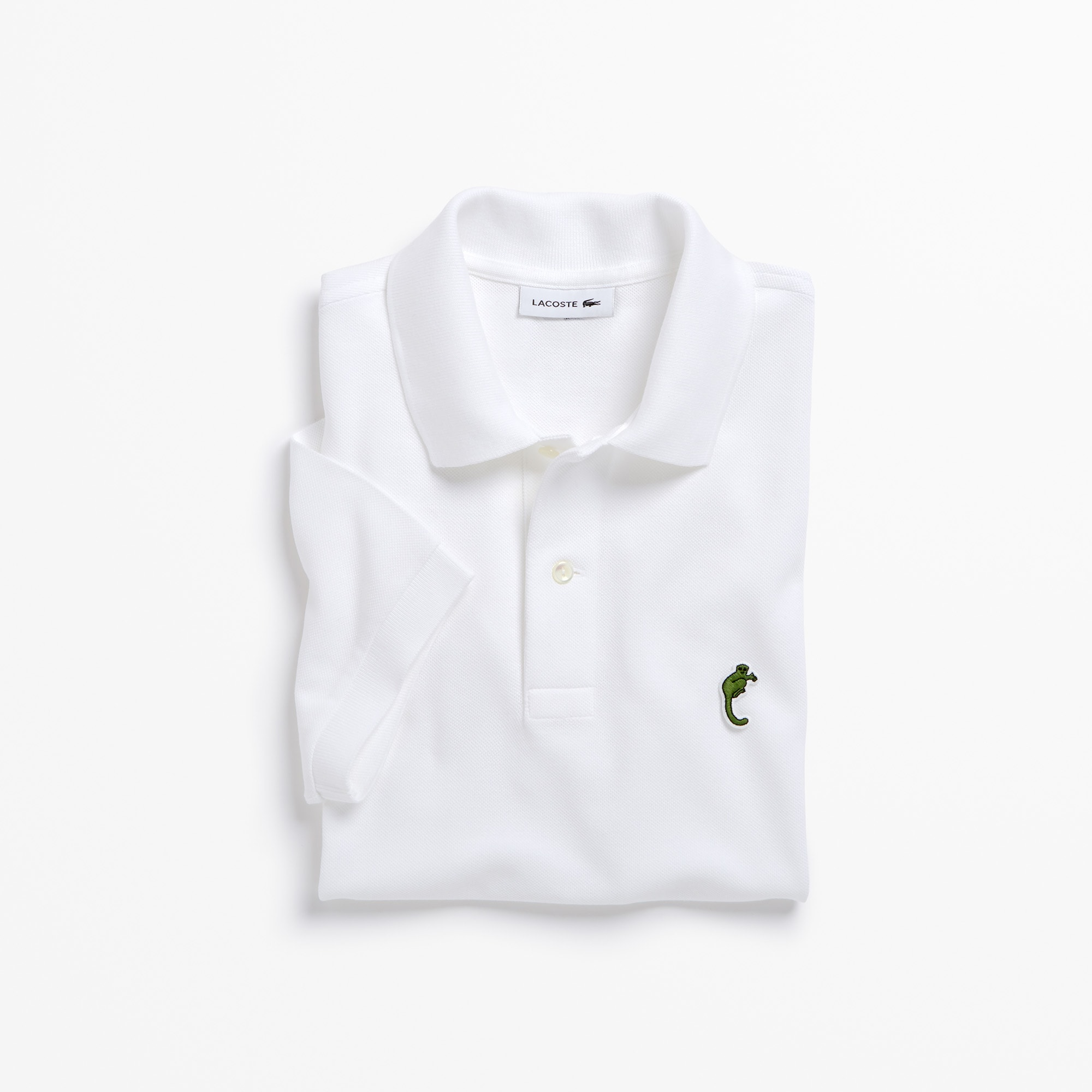 Polo Shirt Lacoste The Northern sportive Lemur