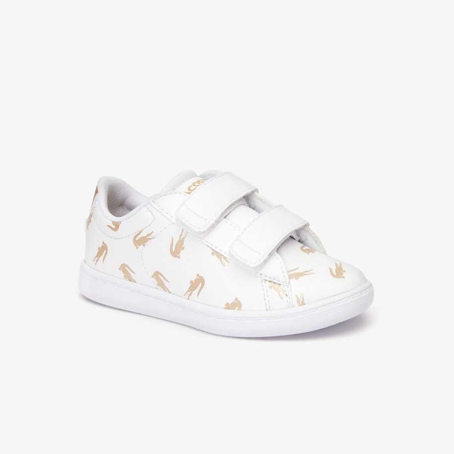 Infants' Carnaby Evo Synthetic Trainers with Multi-Croc Prints