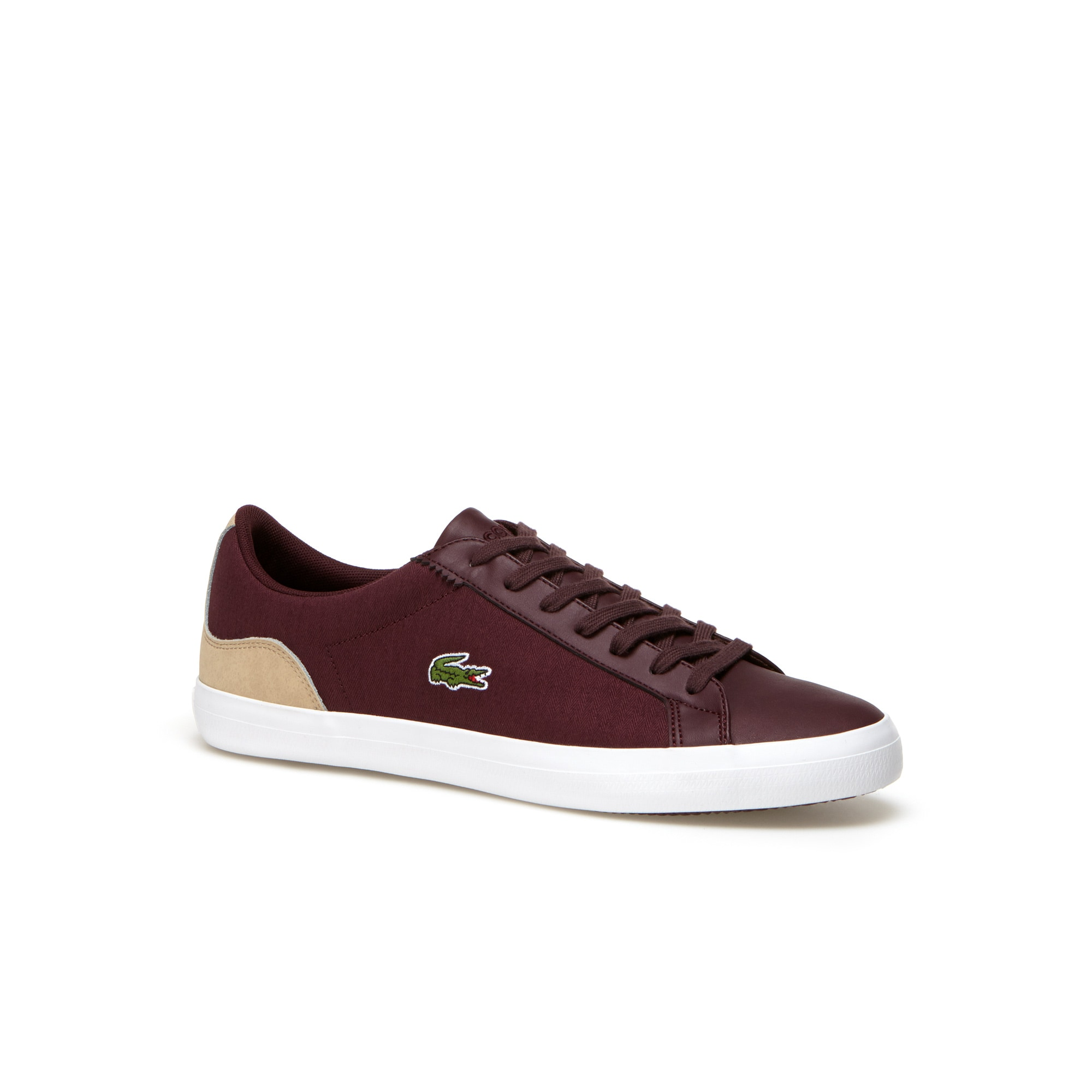 Men's Lerond Low-Rise Canvas trainers