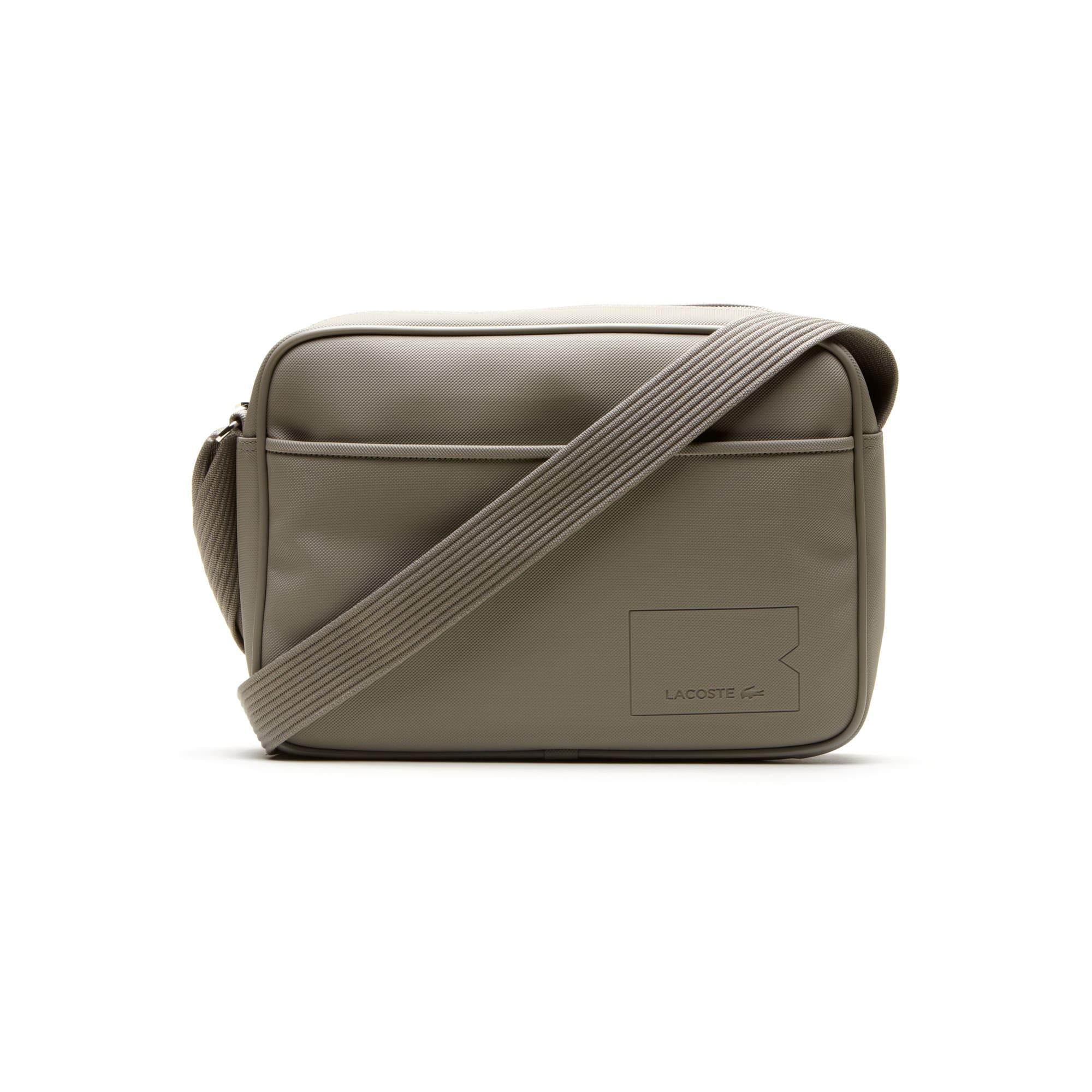 Men's classic monochrome airline bag