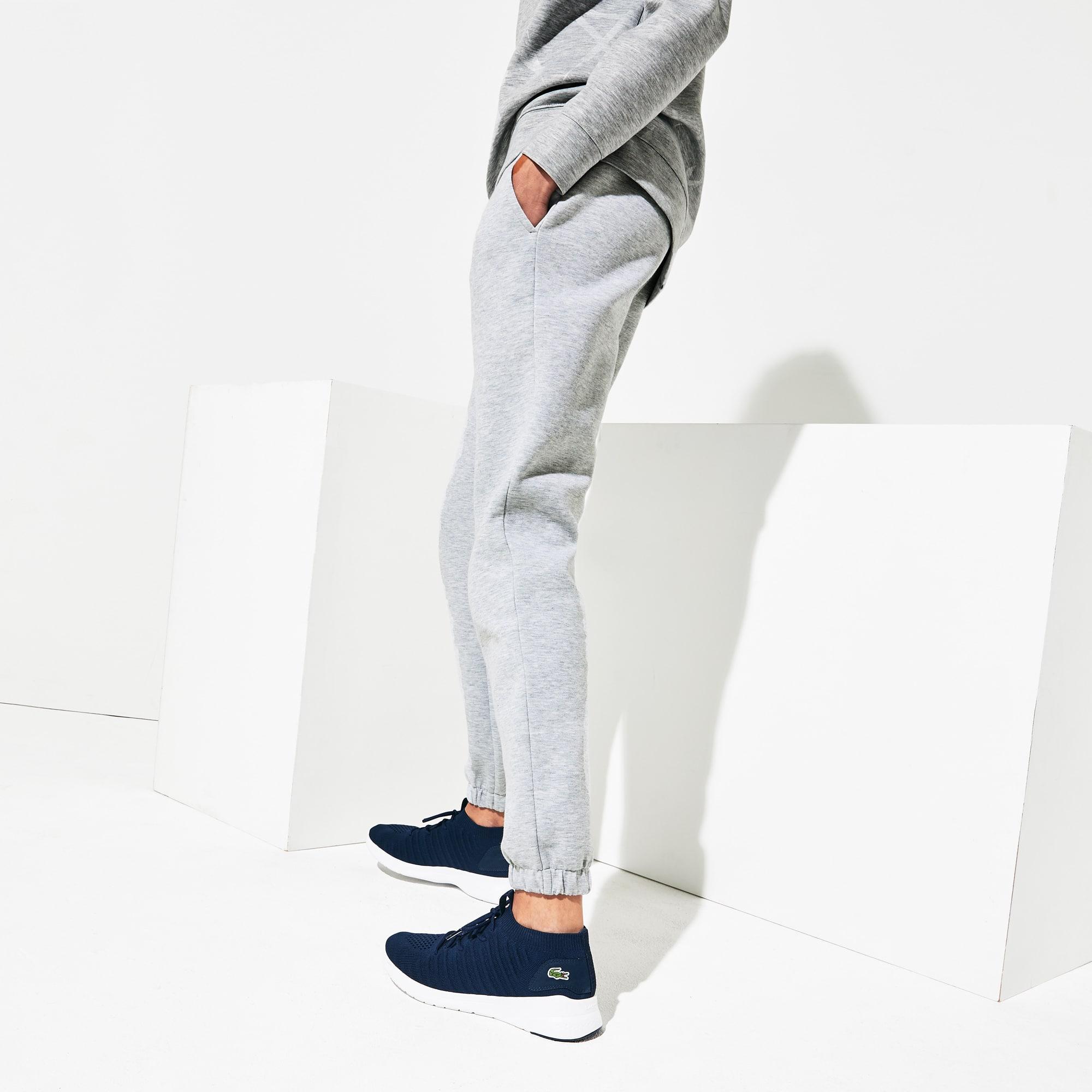 2cbaeb91df Women's Lacoste SPORT Signature Waistband Fleece Tennis Sweatpants ...