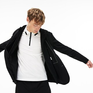 Men's Lacoste Motion Hooded 3 in 1 Water-Resistant Blazer