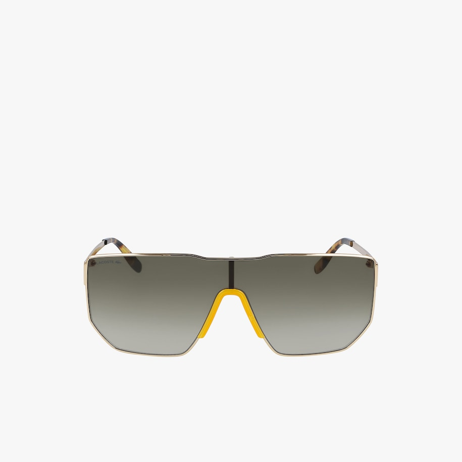 Shield Metal Urban Corner Sunglasses