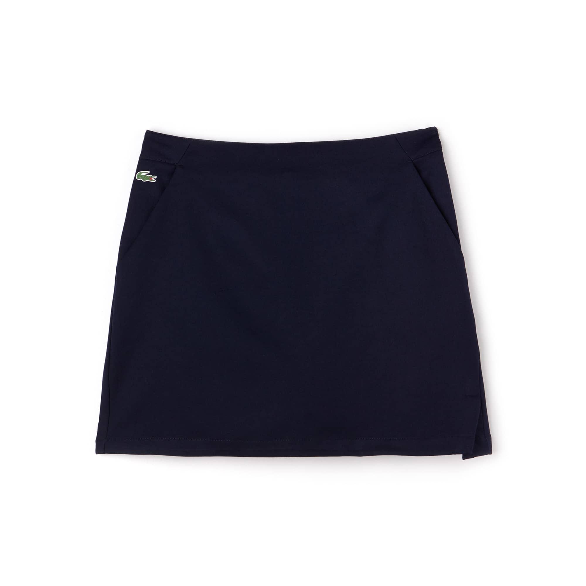 Women's Lacoste SPORT Technical Gabardine Golf Skirt