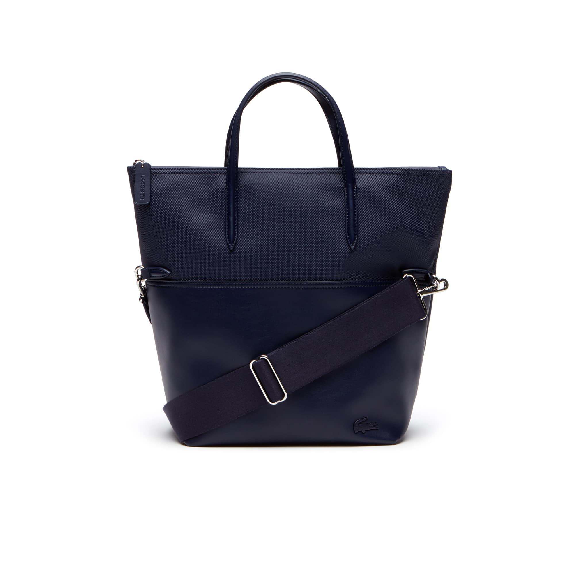 Women's L.2016 Bi-Material Folded Tote Bag