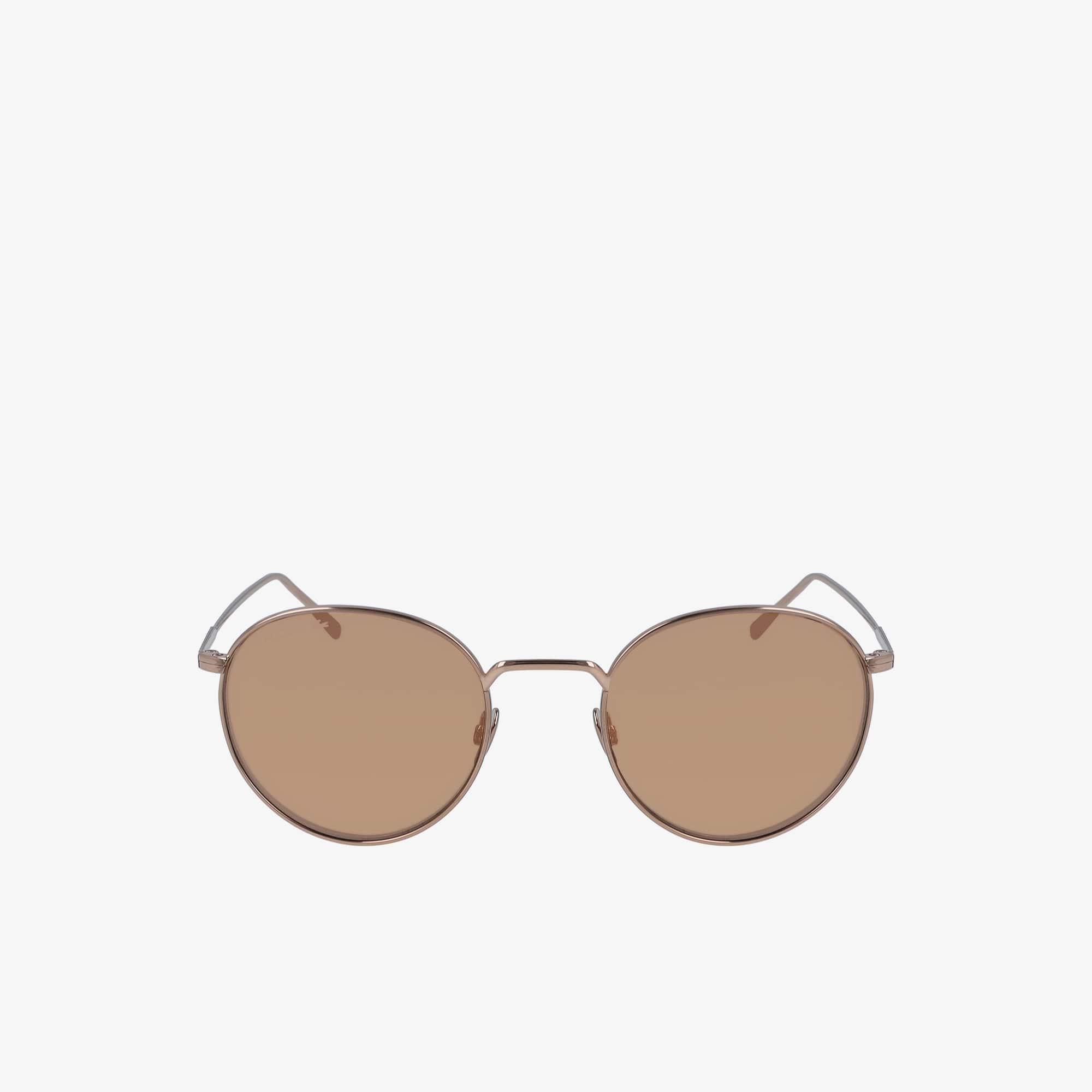 Metal Petit Piqué Sunglasses