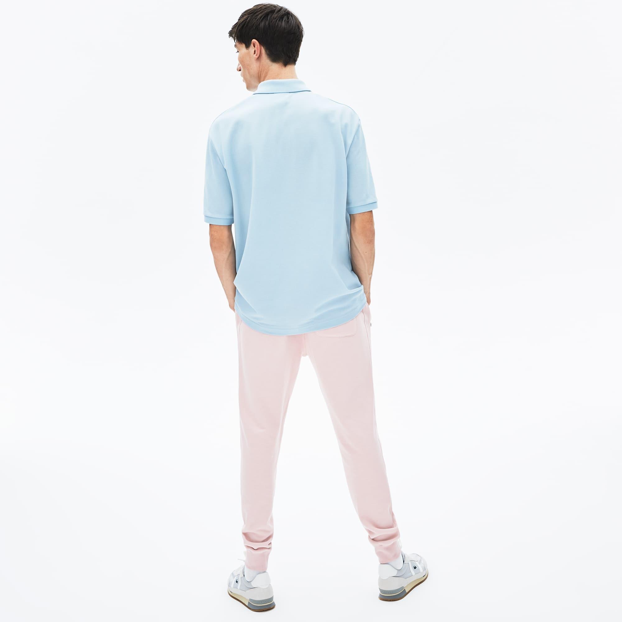 024fd8c5d6 Men's Lacoste LIVE Loose Fit Cotton Piqué Polo Shirt | LACOSTE