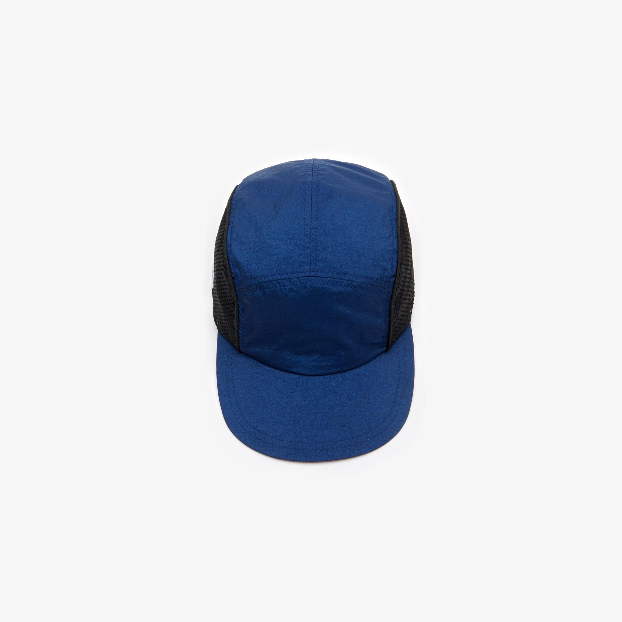 68788d5b843cd Men s Lacoste LIVE Mesh Panels Iridescent Cap