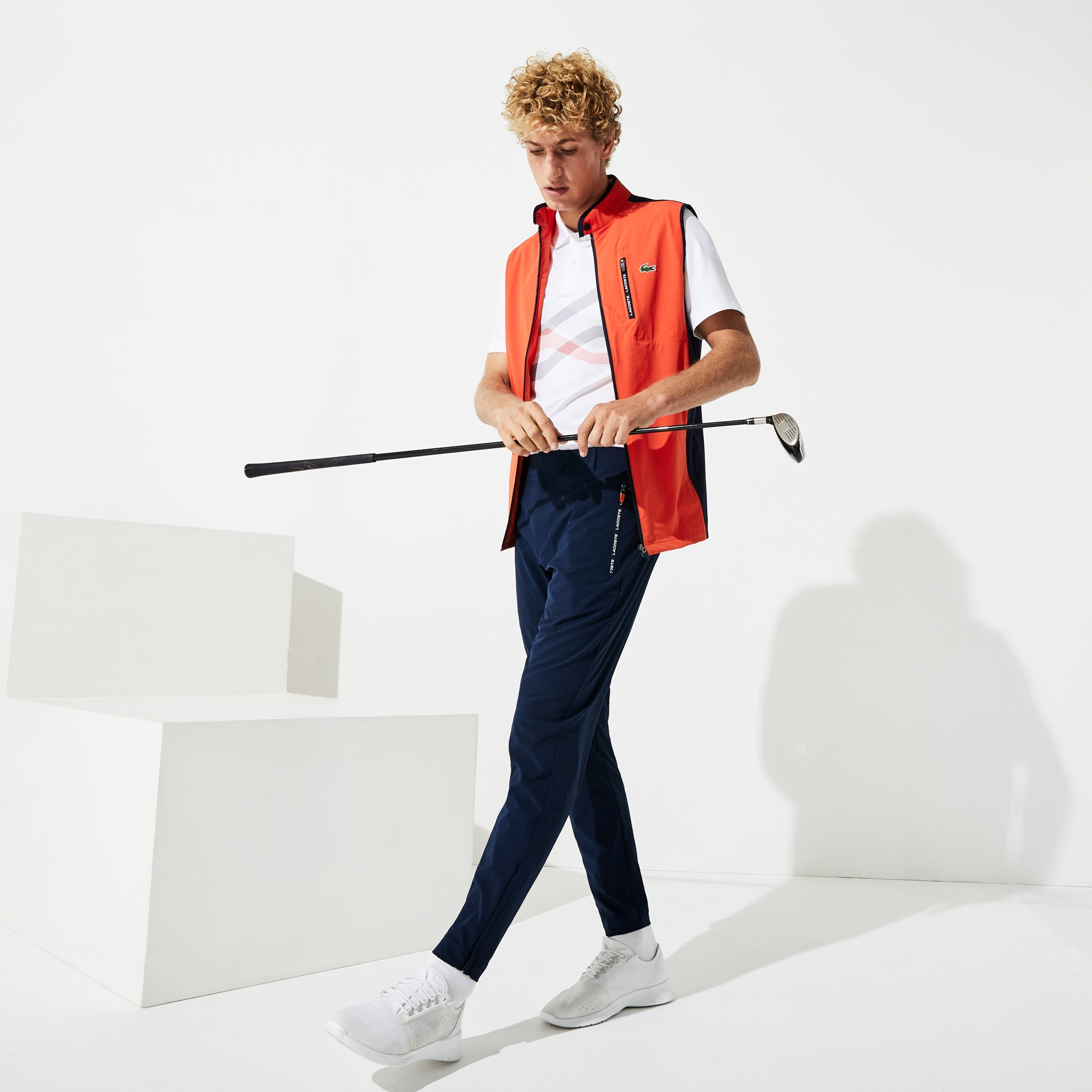 Men's Lacoste SPORT Stretch Golf Trackpants