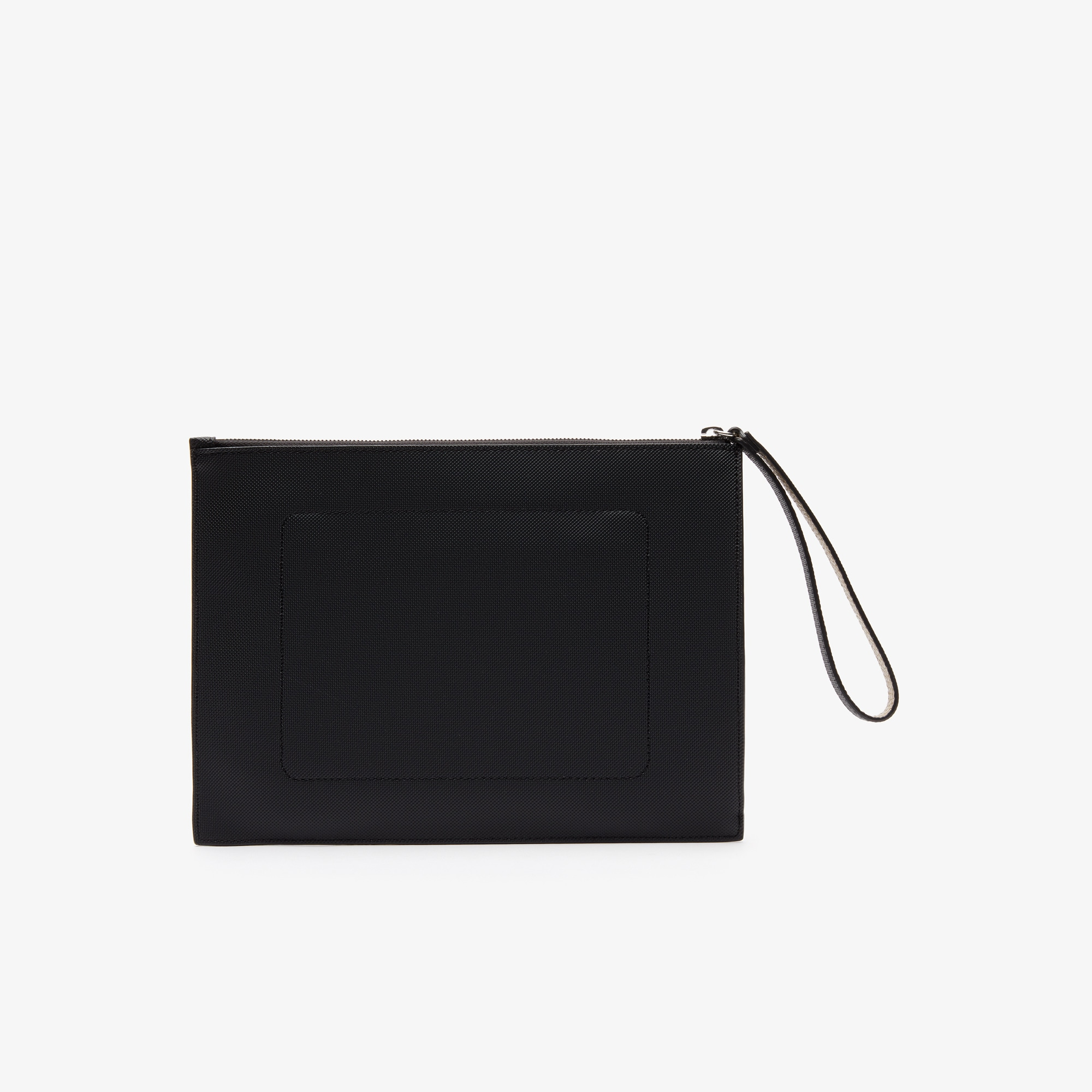 Women's Anna Coated Piqué Canvas Zip Clutch