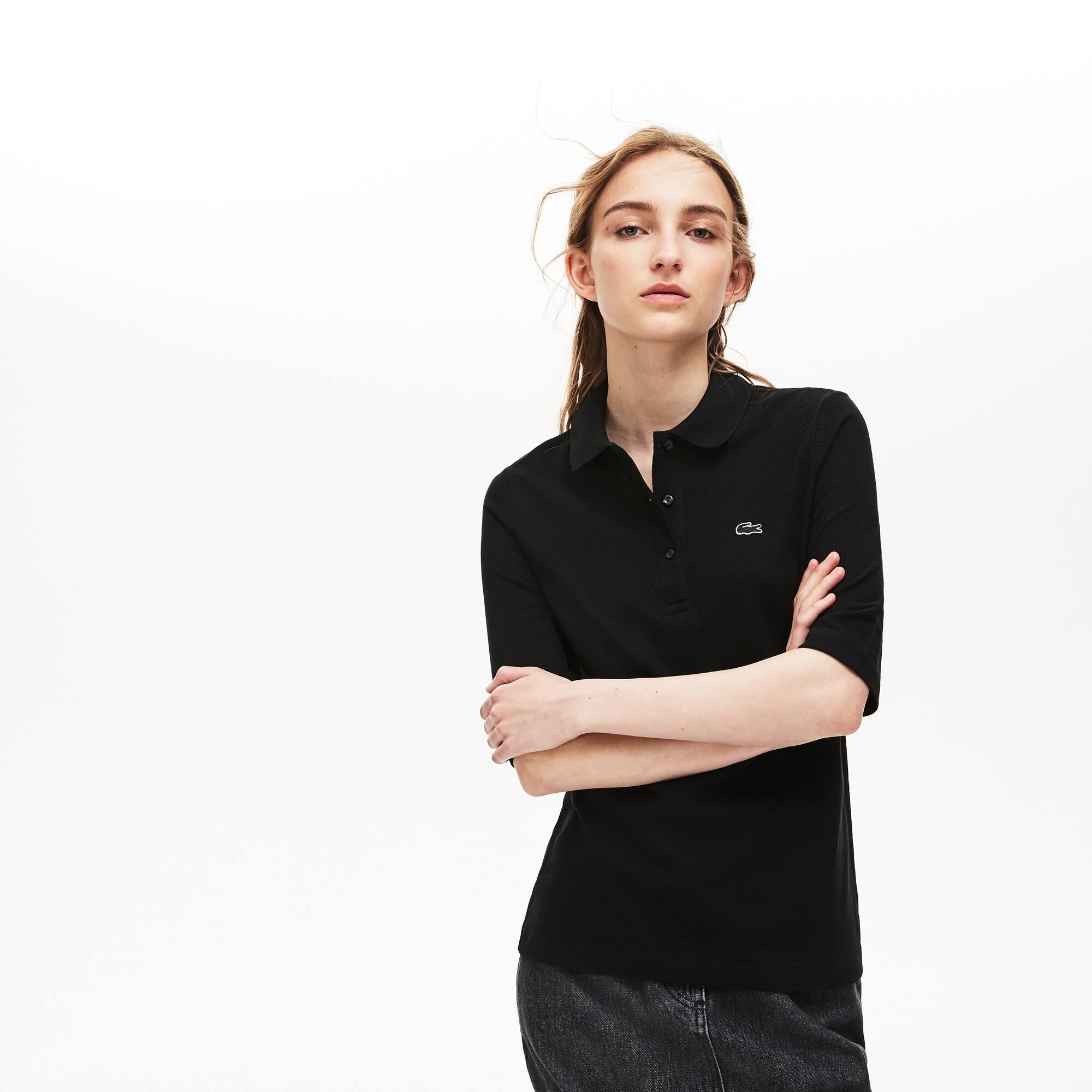 Women's Lacoste Classic Fit Petit Piqué Polo