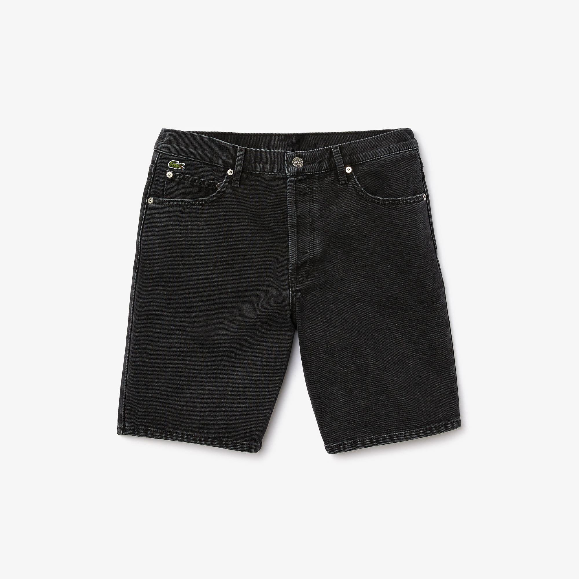 Men's Lacoste LIVE Cotton Bermudas