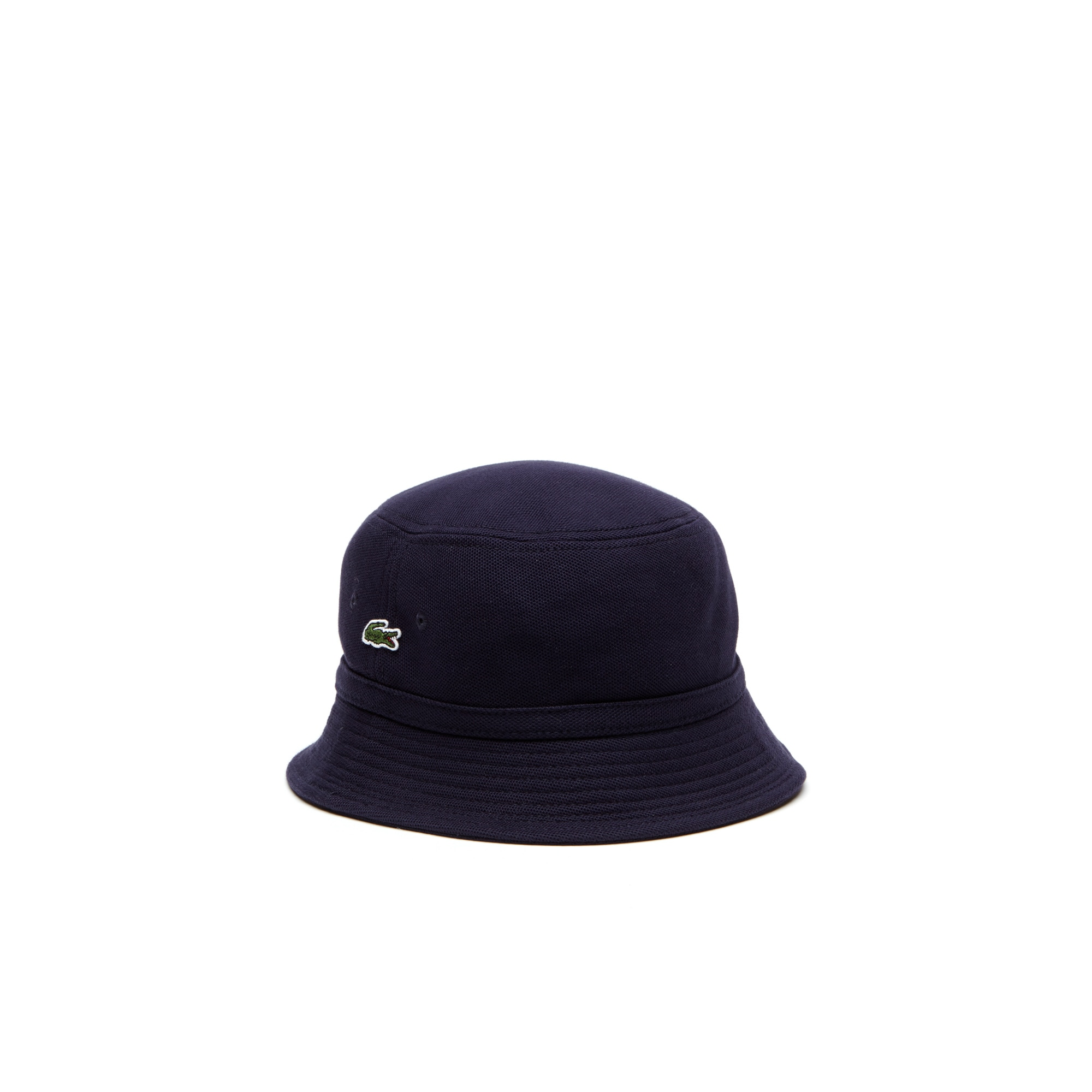 Men's Cotton piqué bucket hat