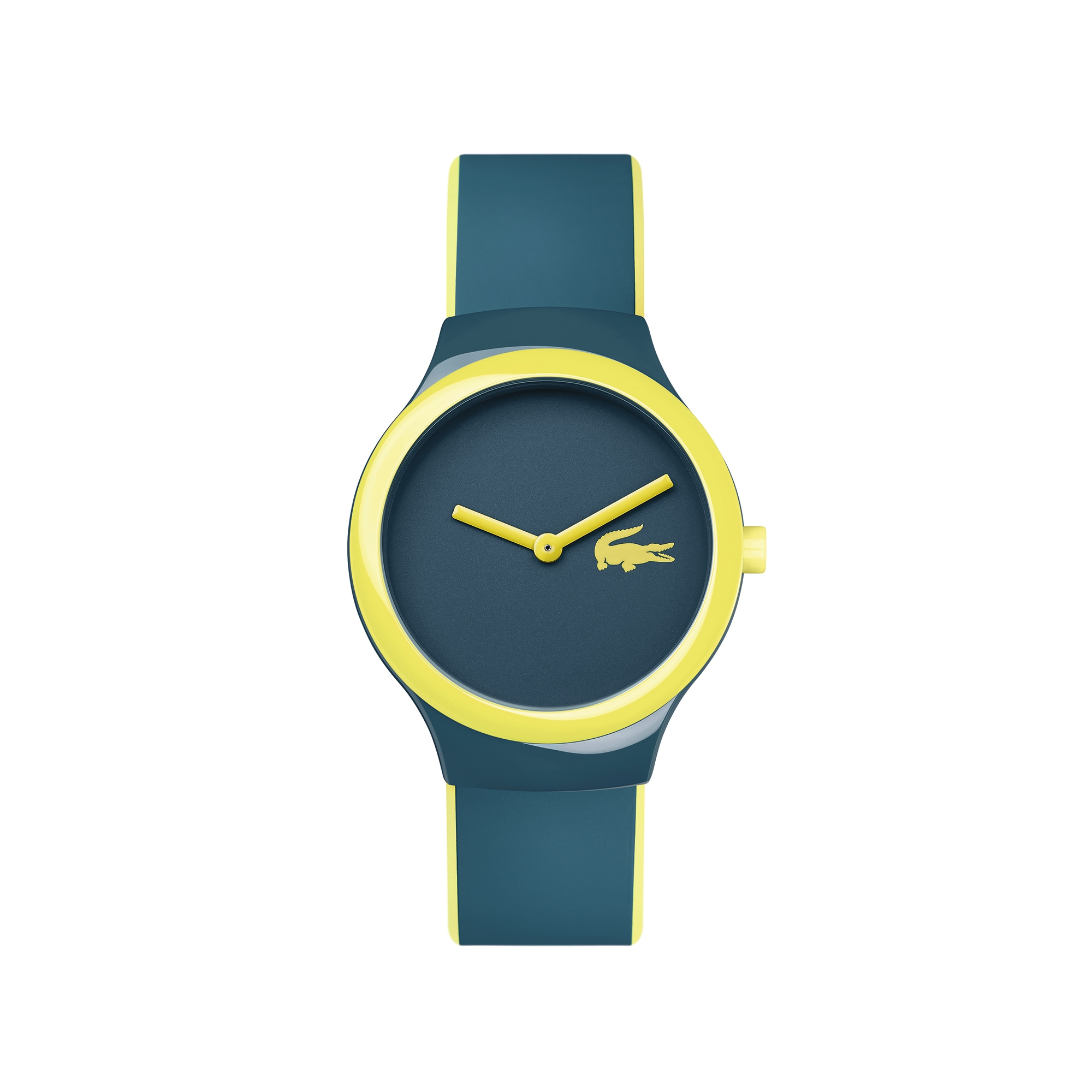 Lacoste Goa New blue-grey and yellow