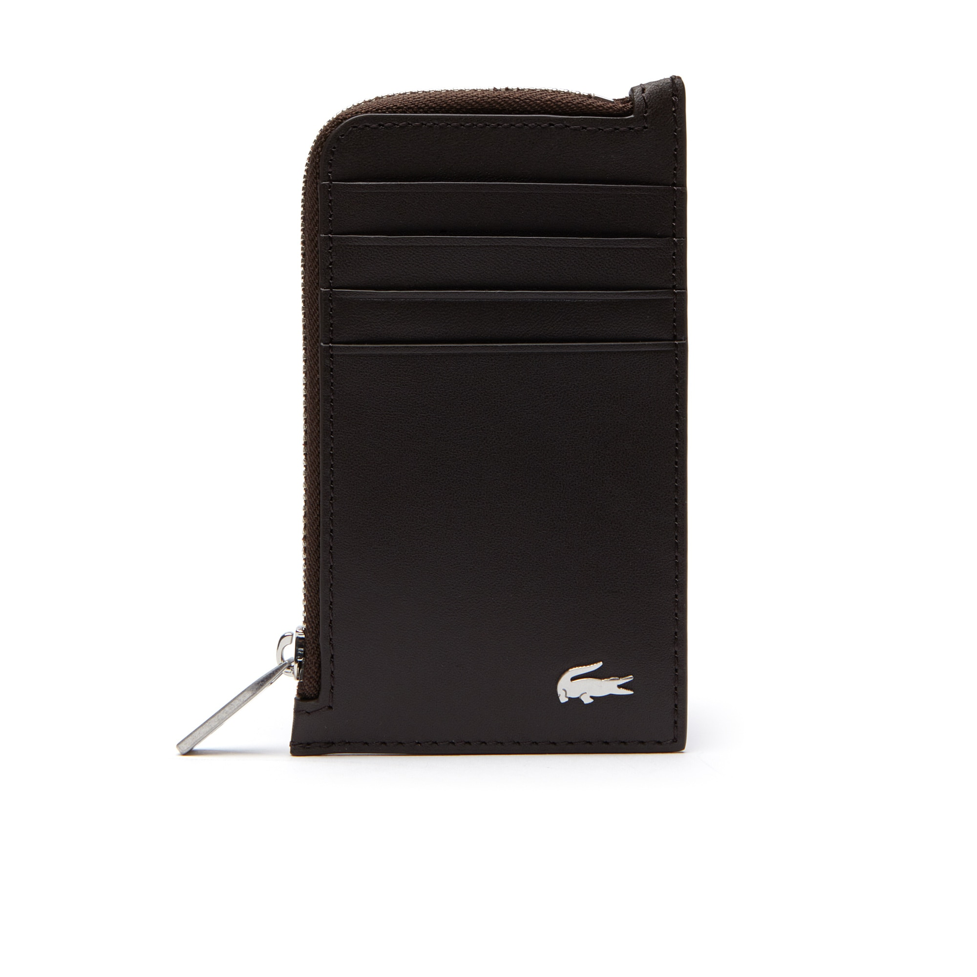 Men's Fitzgerald Leather Zip Card Holder