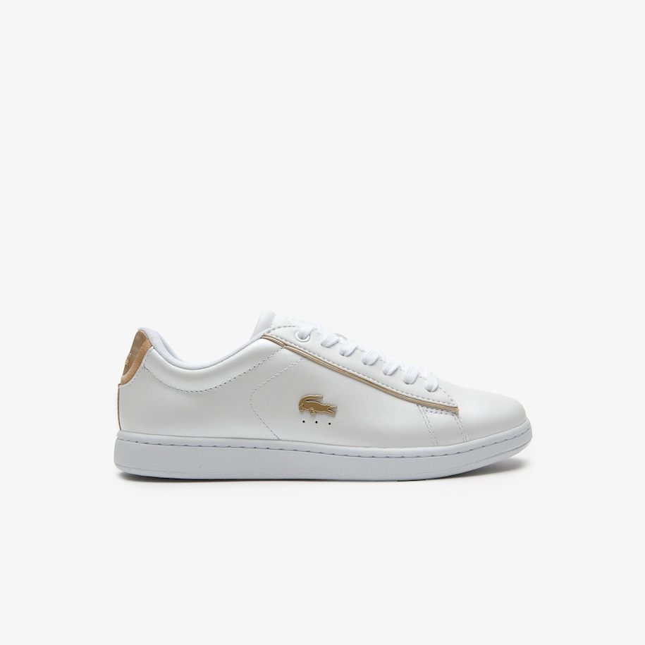 Women's Carnaby Evo Satin and Leather Trainers