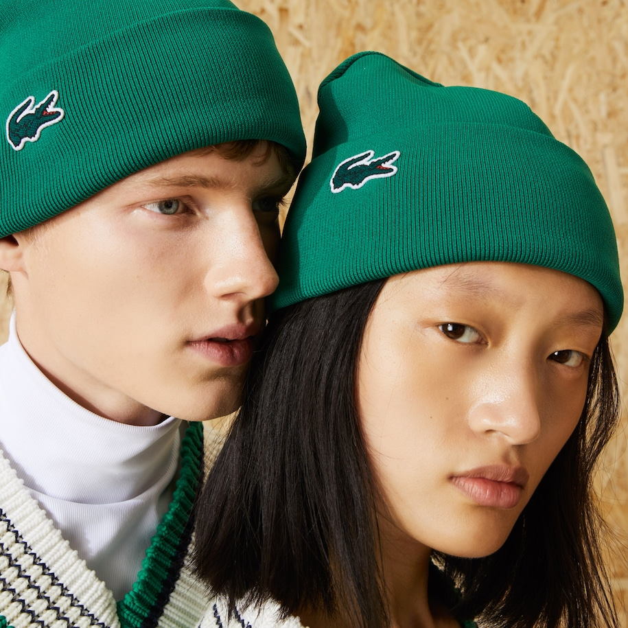 Unisex Fashion Show Edition Ribbed Knit Beanie