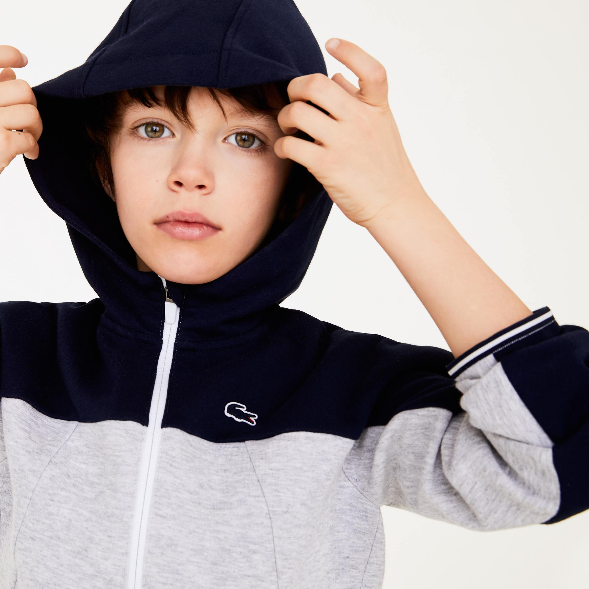 34d2ceb1b5 Boy's Knitwear & Sweatshirts | Kids Fashion | LACOSTE