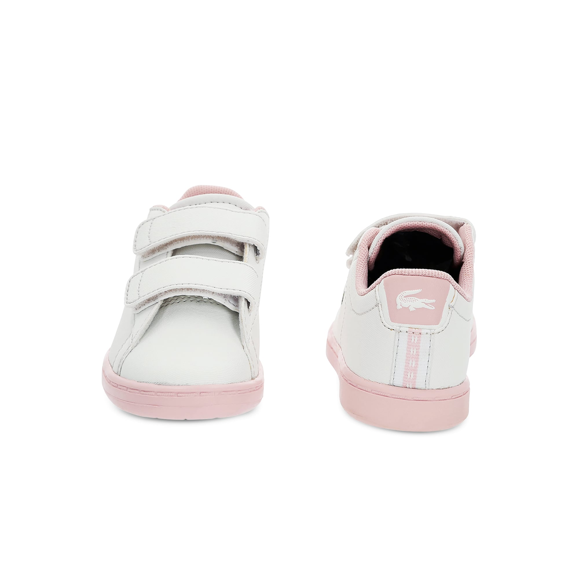 9a933edbe0 Infants' Carnaby Evo Strap Synthetic Trainers | LACOSTE