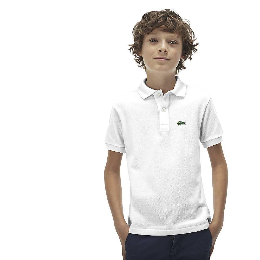 Polo T-shirt Gar/çon Lacoste Pj2909