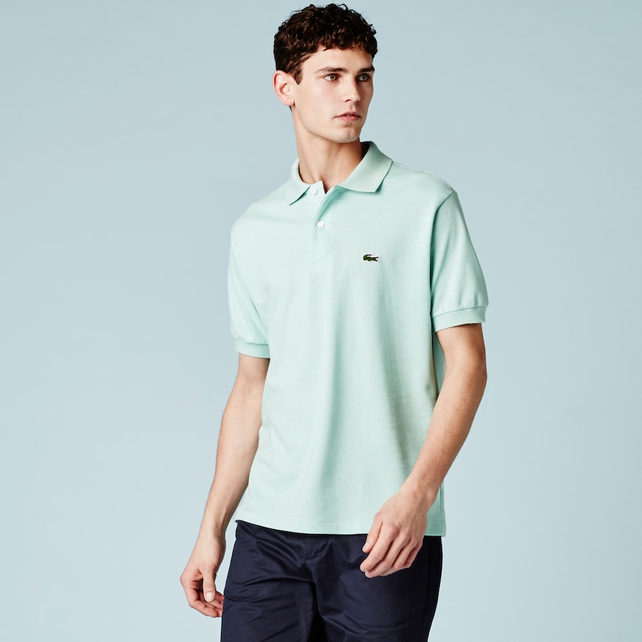 Marl Lacoste Classic Fit L.12.12 Polo Shirt