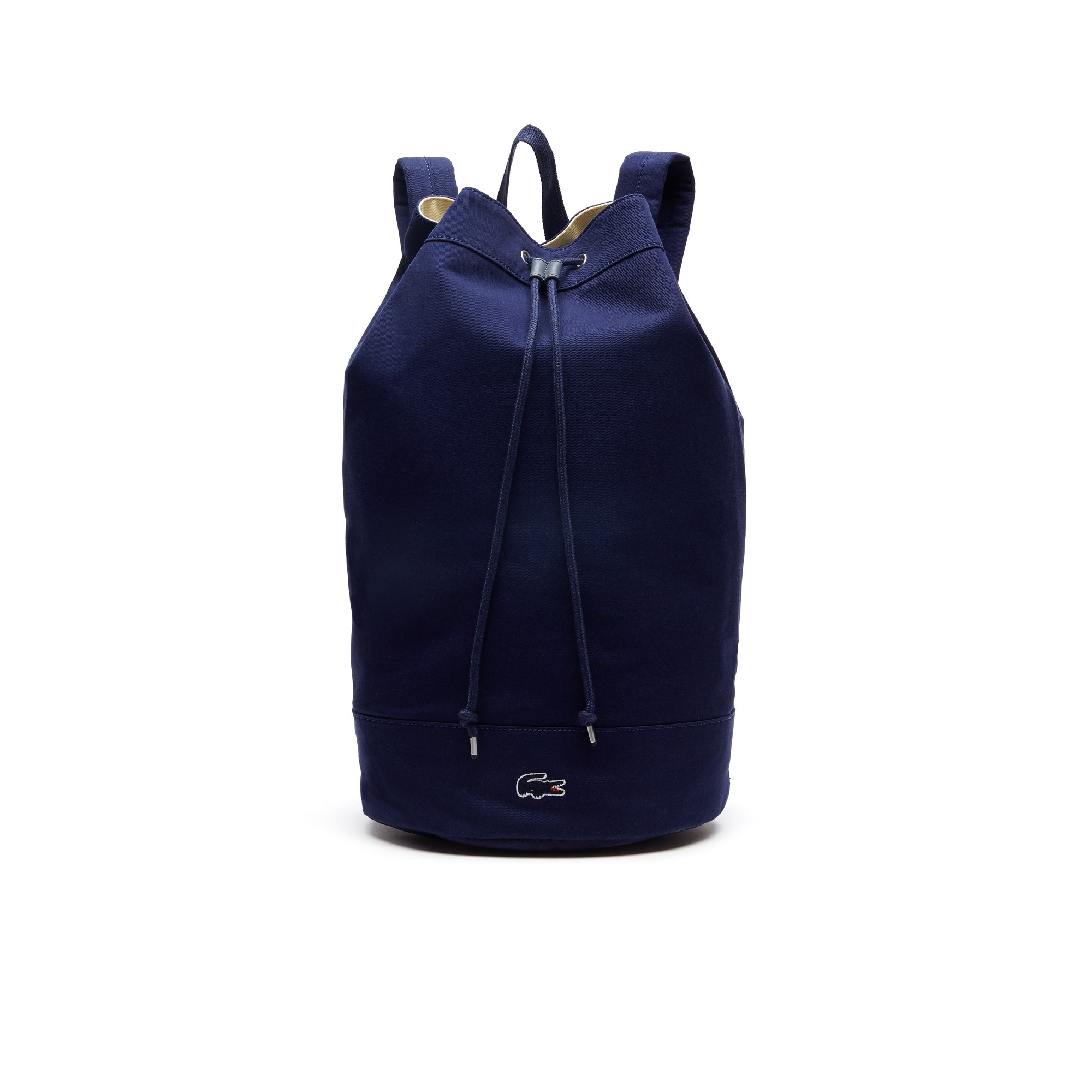 Men's Summer Faded Cotton Nautical Backpack