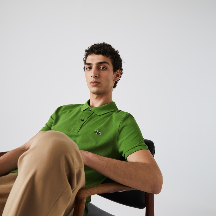 Polo Lacoste Slim Fit