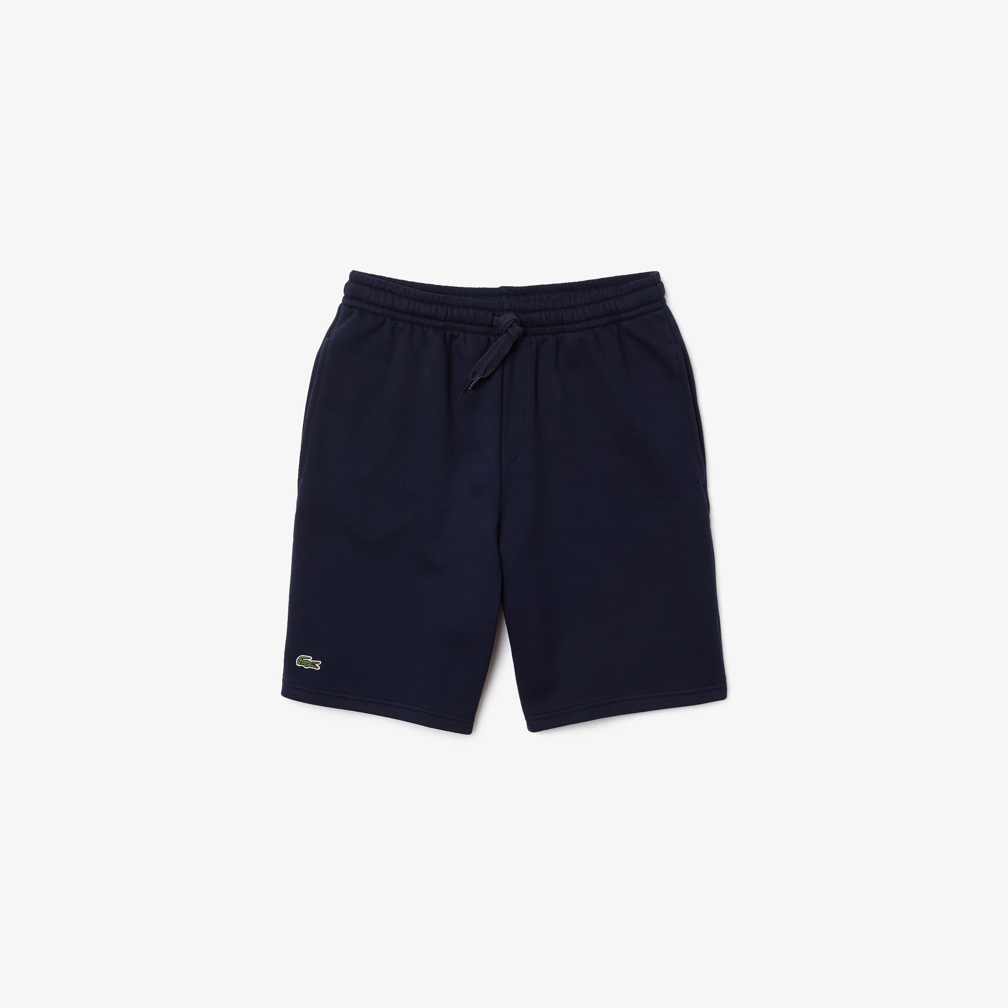 Pantalón corto de hombre de muletón Lacoste SPORT Tennis