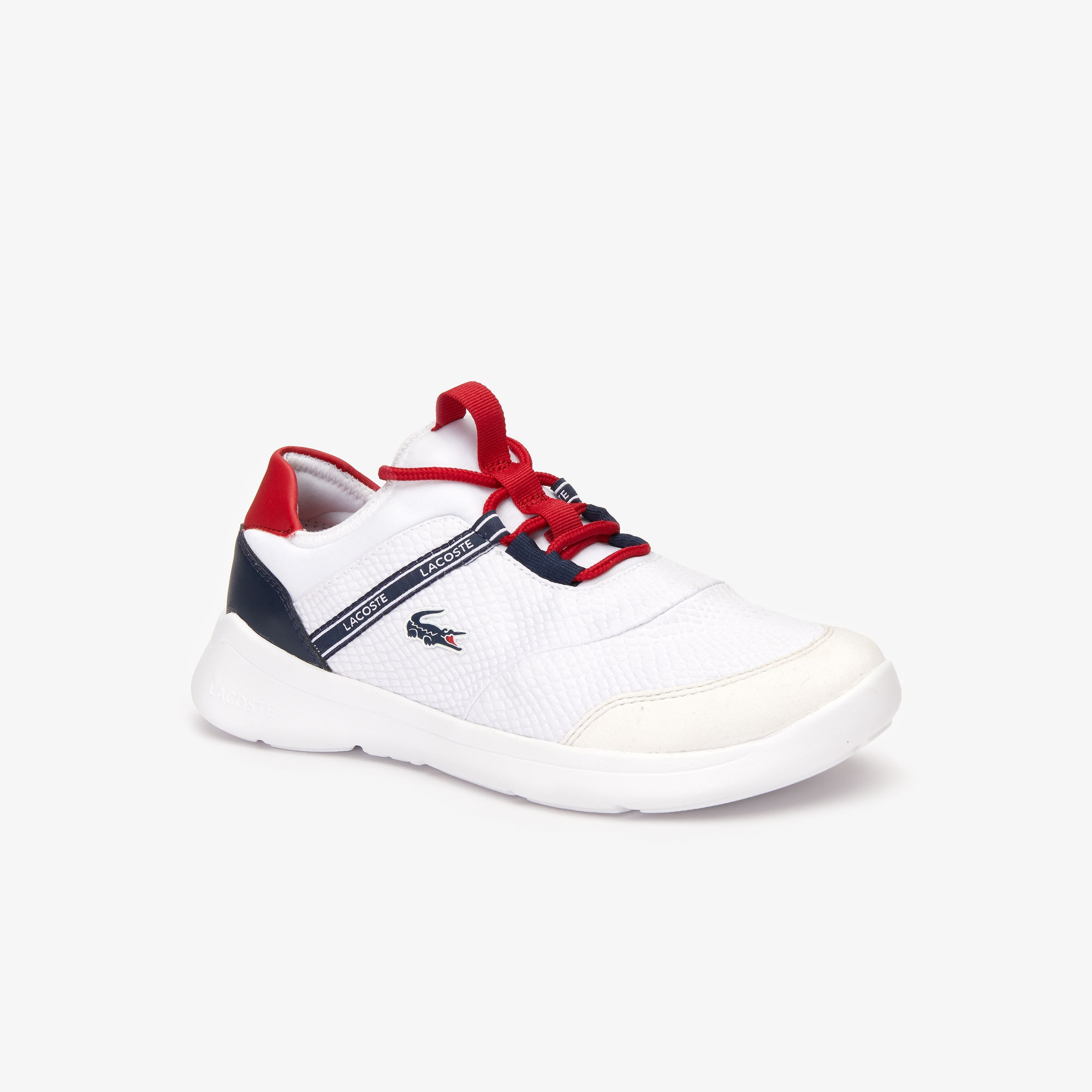 Juniors' LT Dash Textile Trainers
