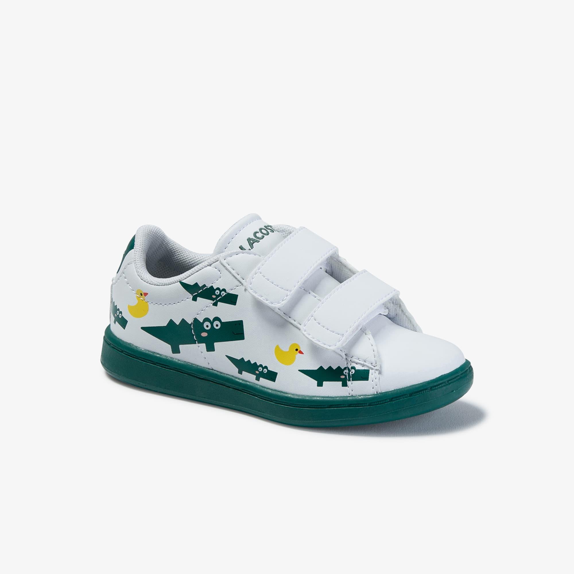 Zapatillas infantiles Carnaby Evo de material sintético estampado