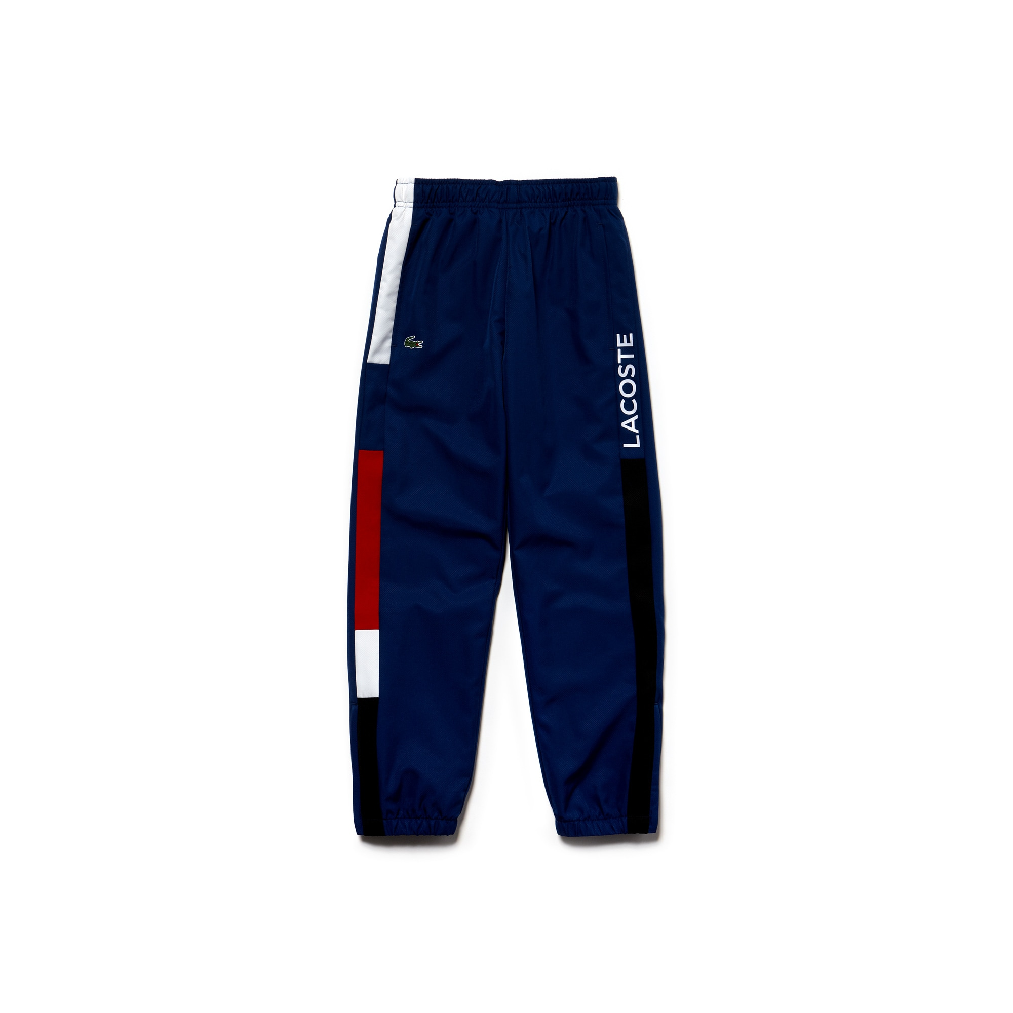 Pantalón de chándal de chico Tenis Lacoste SPORT en tafetán