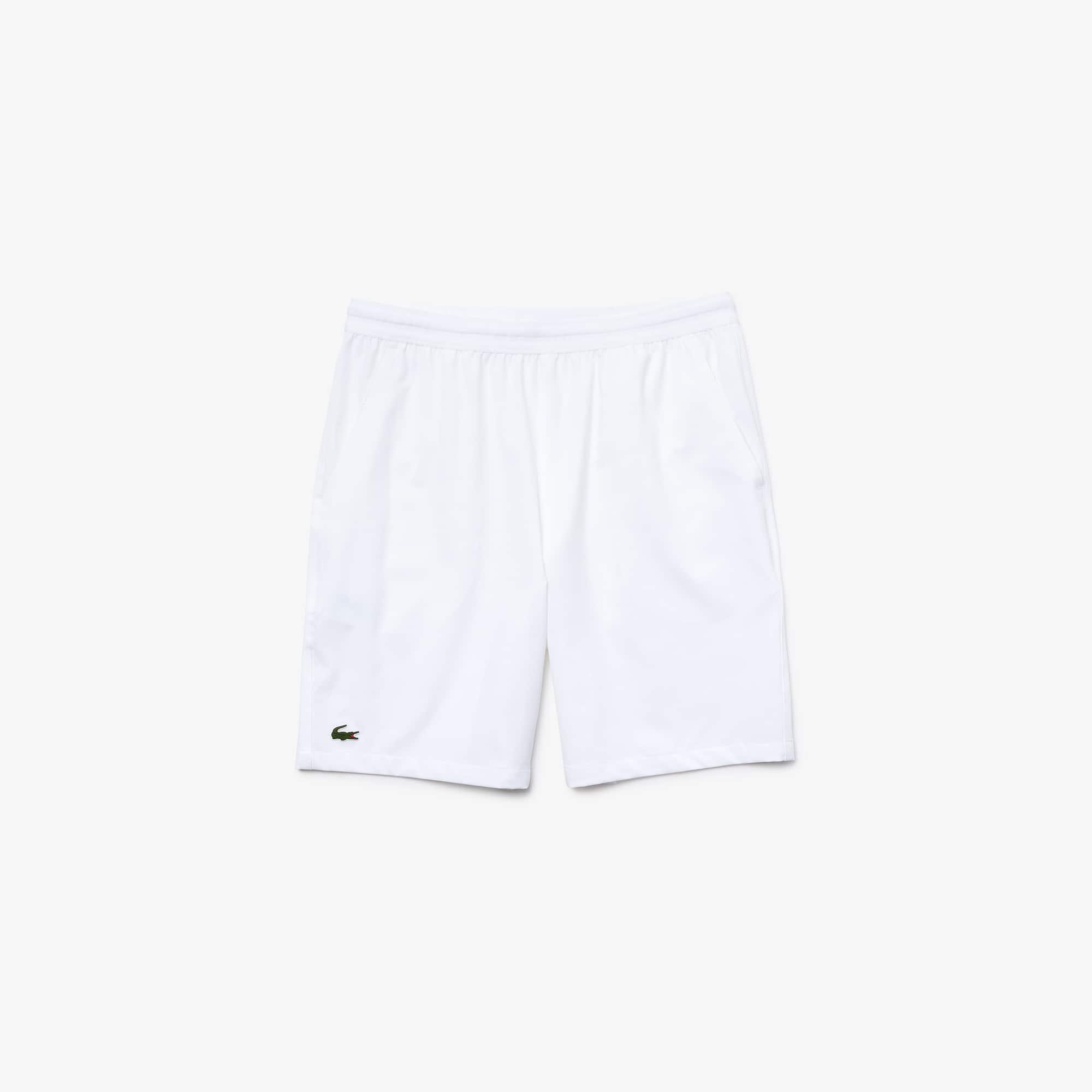 Pantalón Corto Con Malla Tenis Lacoste SPORT
