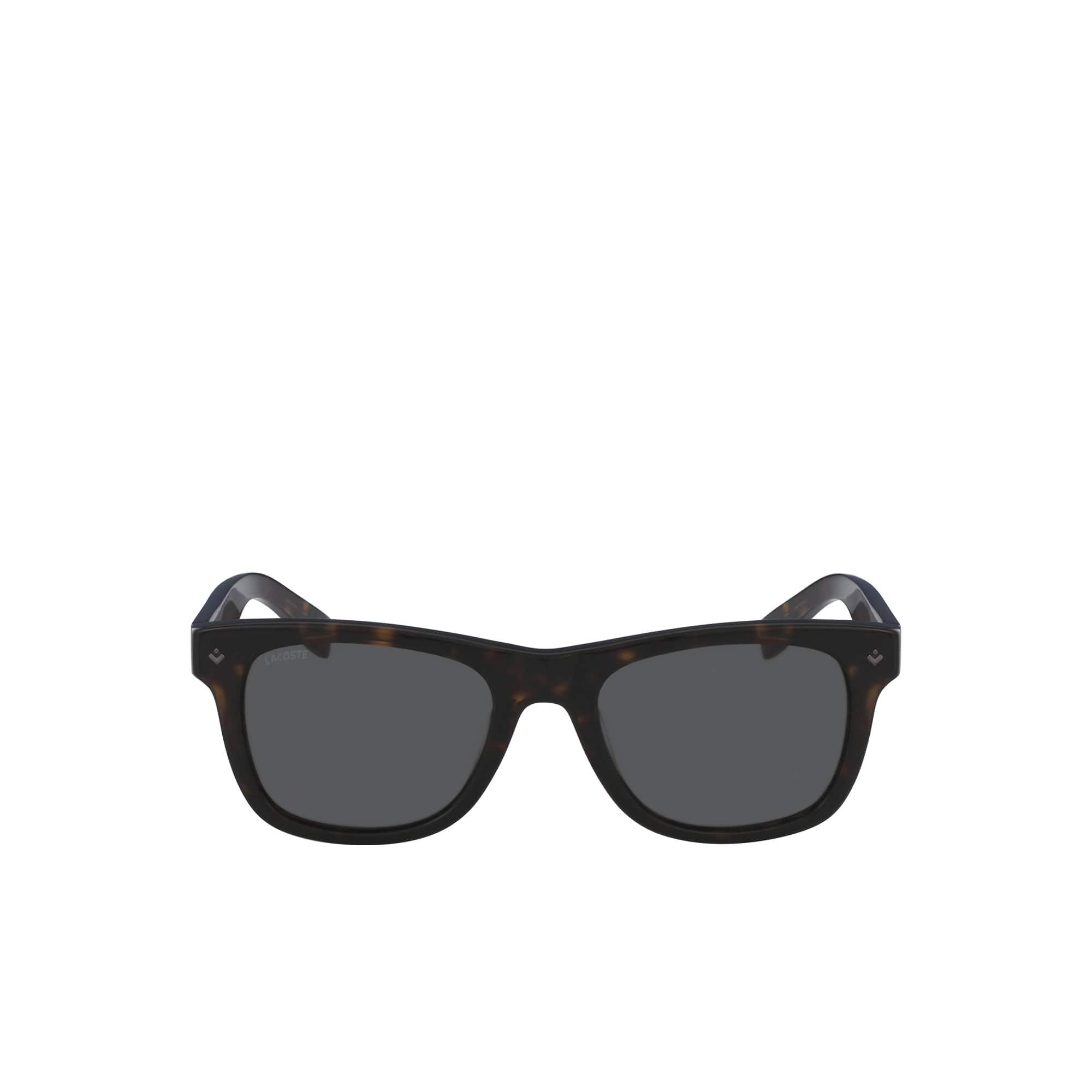 Gafas de sol unisex de pequeño piqué con montura de acetato