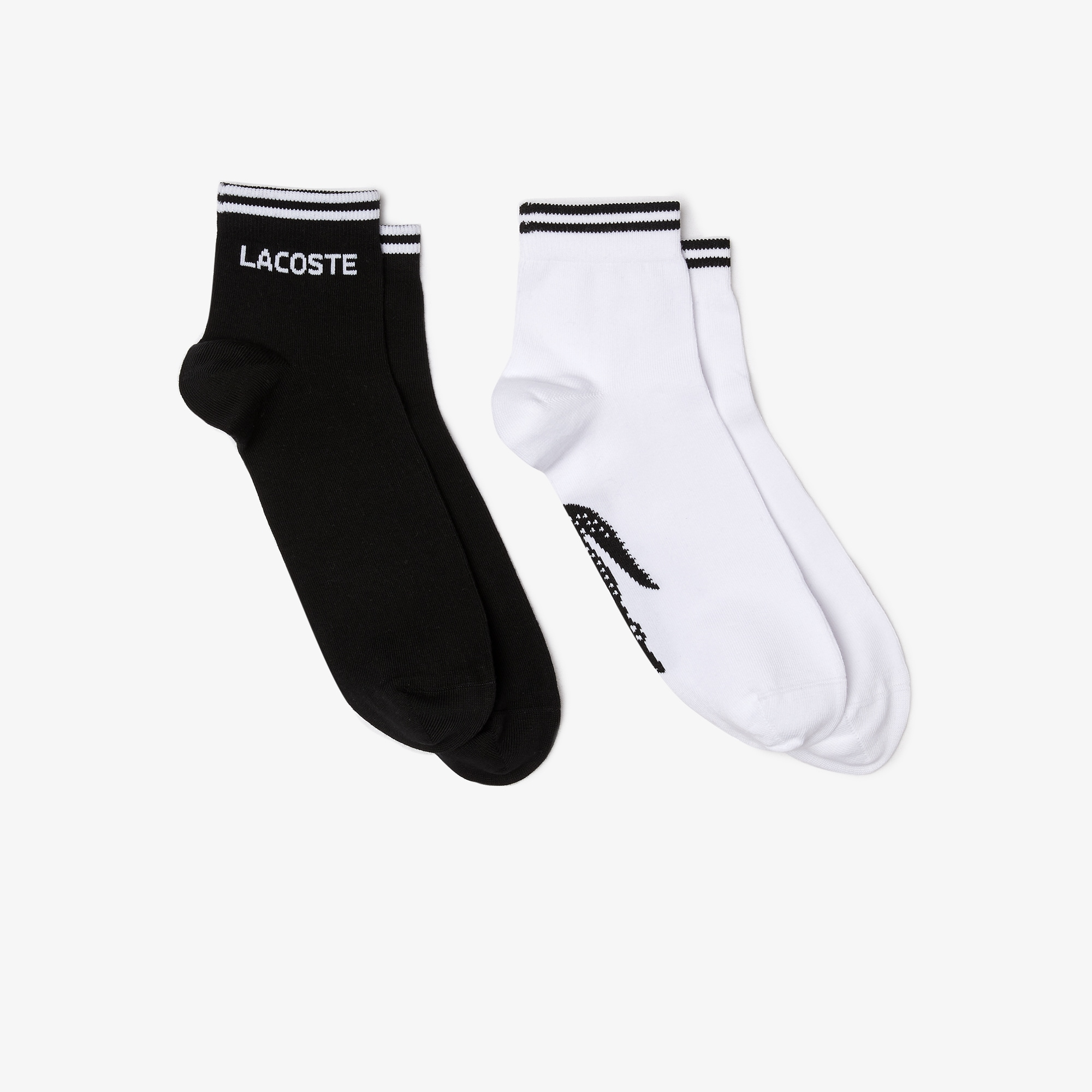 Lacoste Calcetines - black ldpe8C