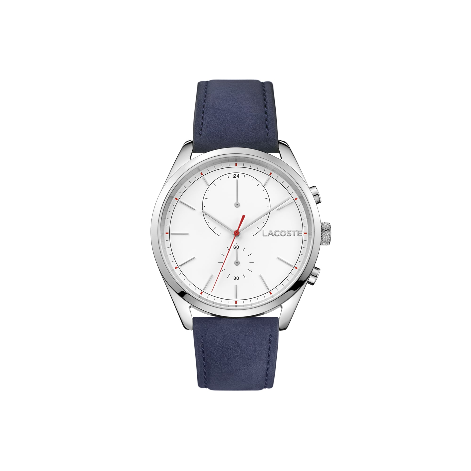 Men's San Diego Watch with Blue Leather Strap