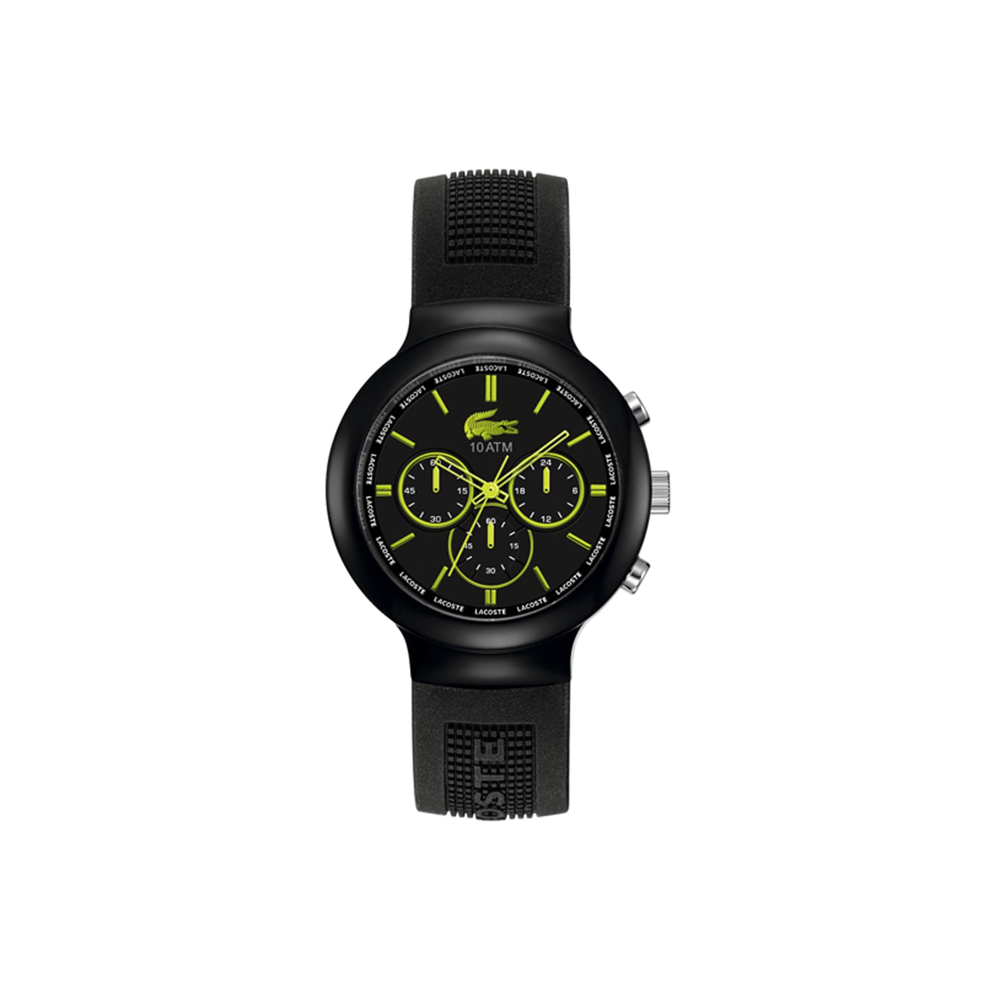 Bornéo watch with chronograph