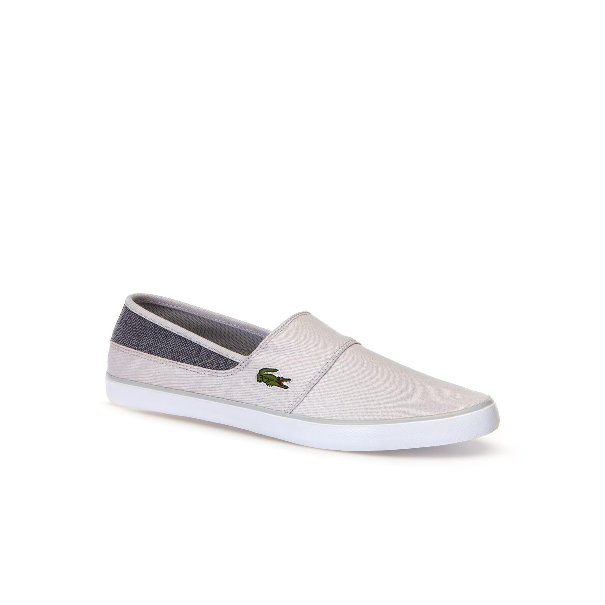 Colección de zapatillas de tela y lona   Calzado para hombre   LACOSTE e9eb4f871a