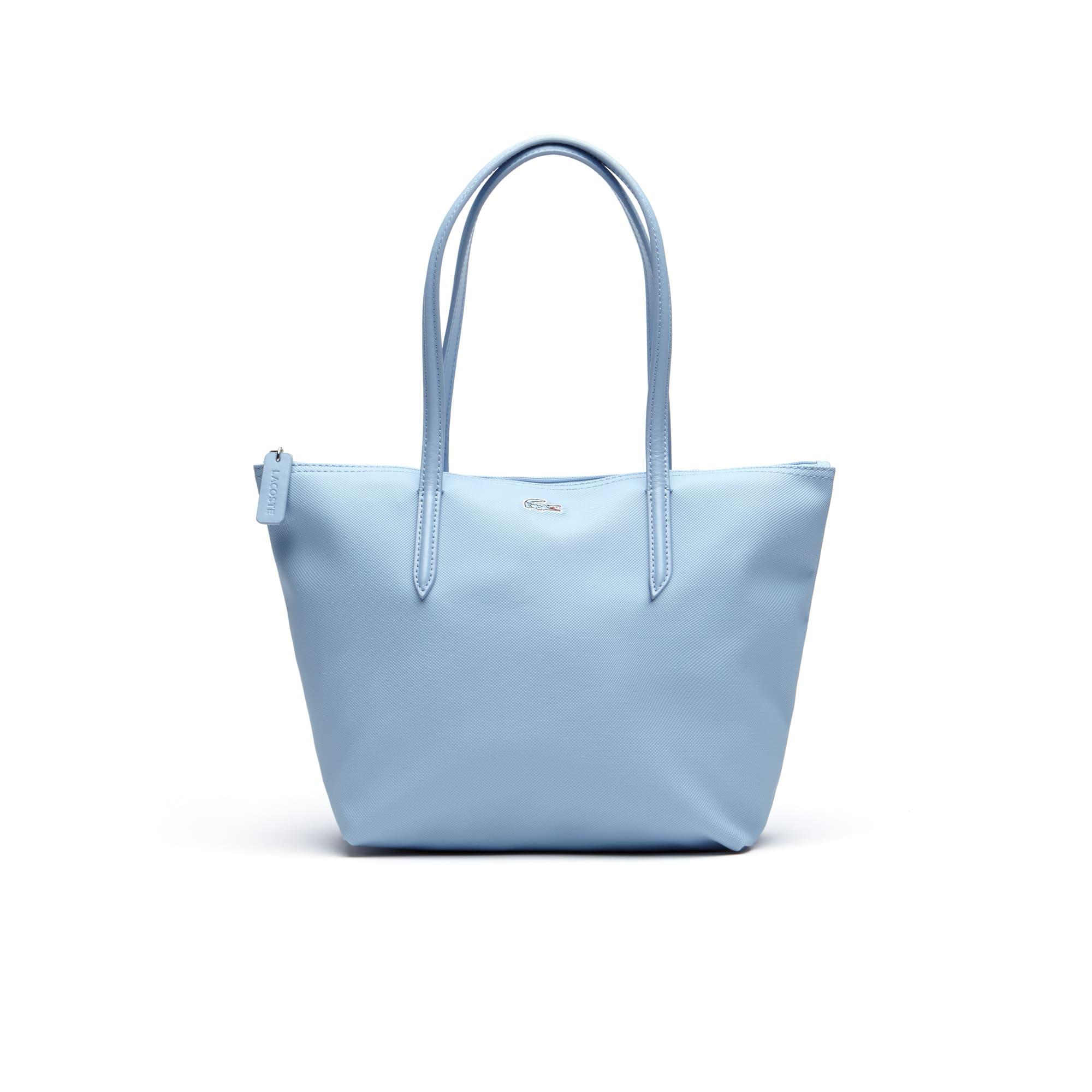 Bolso de mano de mujer pequeño con cremallera de la colección L.12.12 Concept
