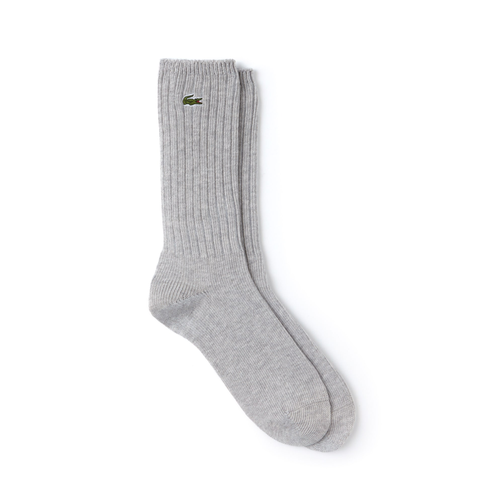 Men's Ribbed Stretch Cotton Socks