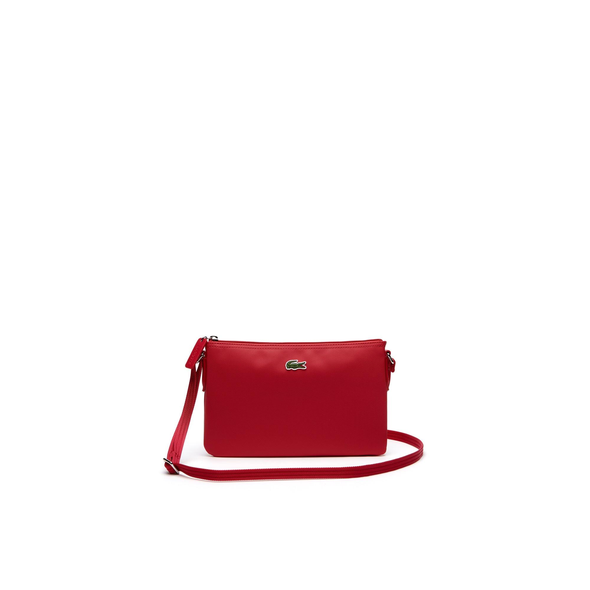 Bolso cruzado de mujer plano de la colección L.12.12 Concept