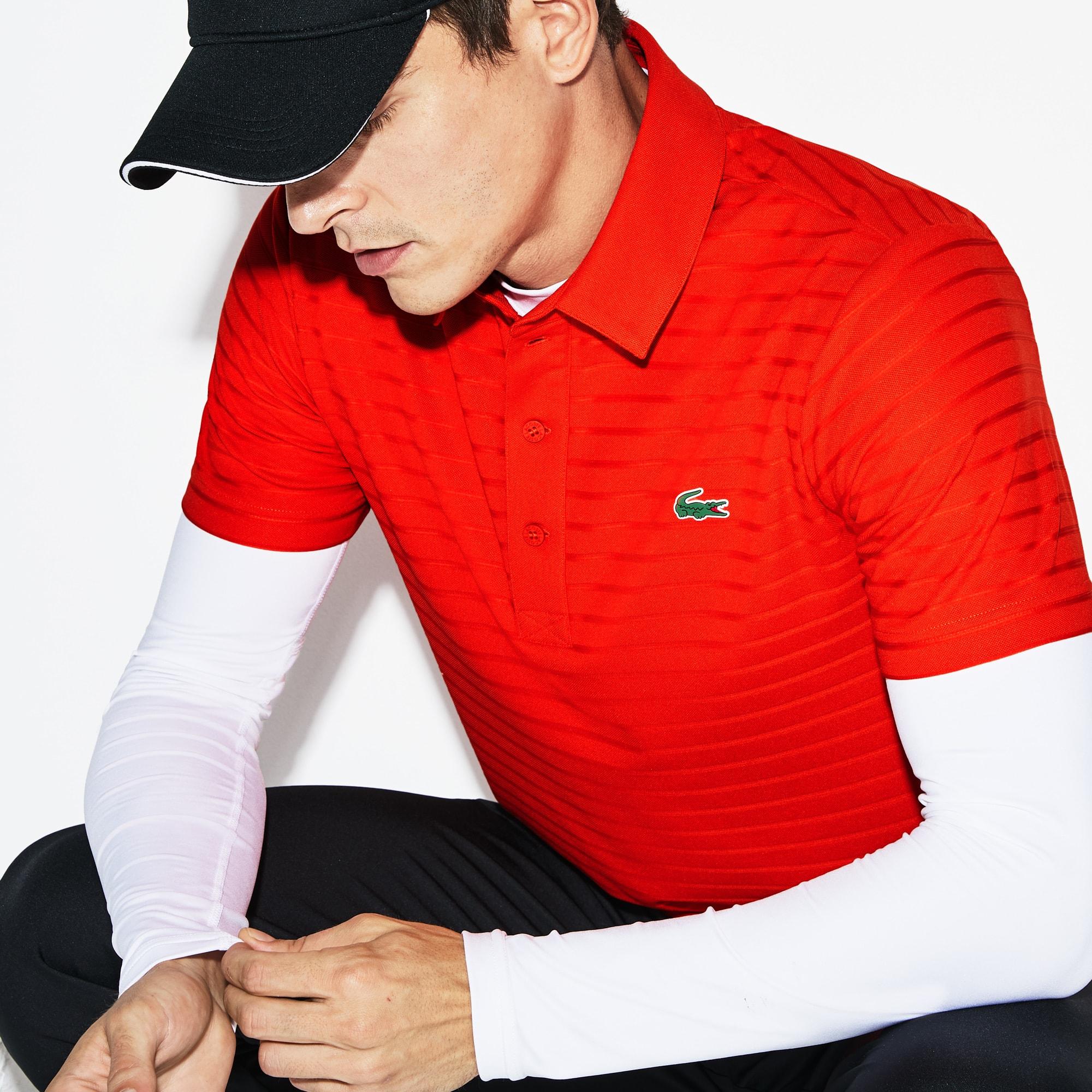 Polo Rayas Técnico Golf Lacoste SPORT