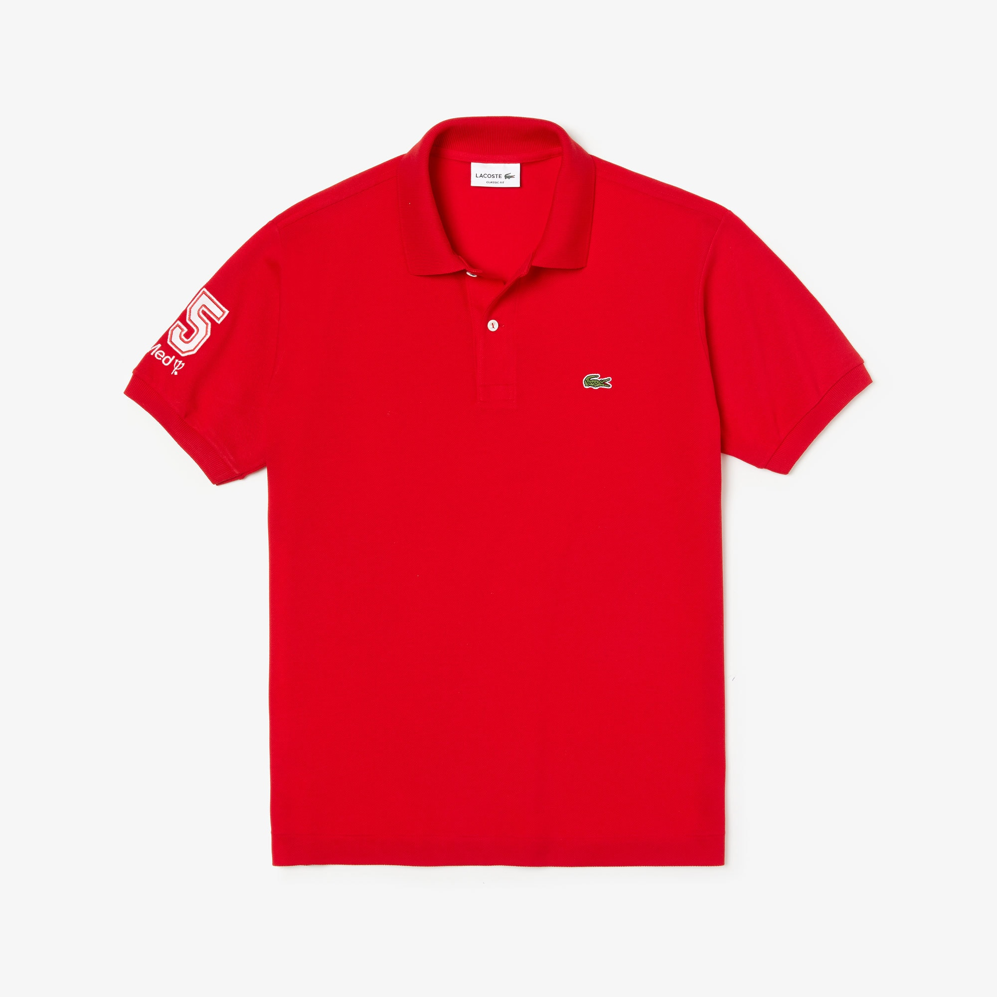 Polo Lacoste - Club Med L.12.12