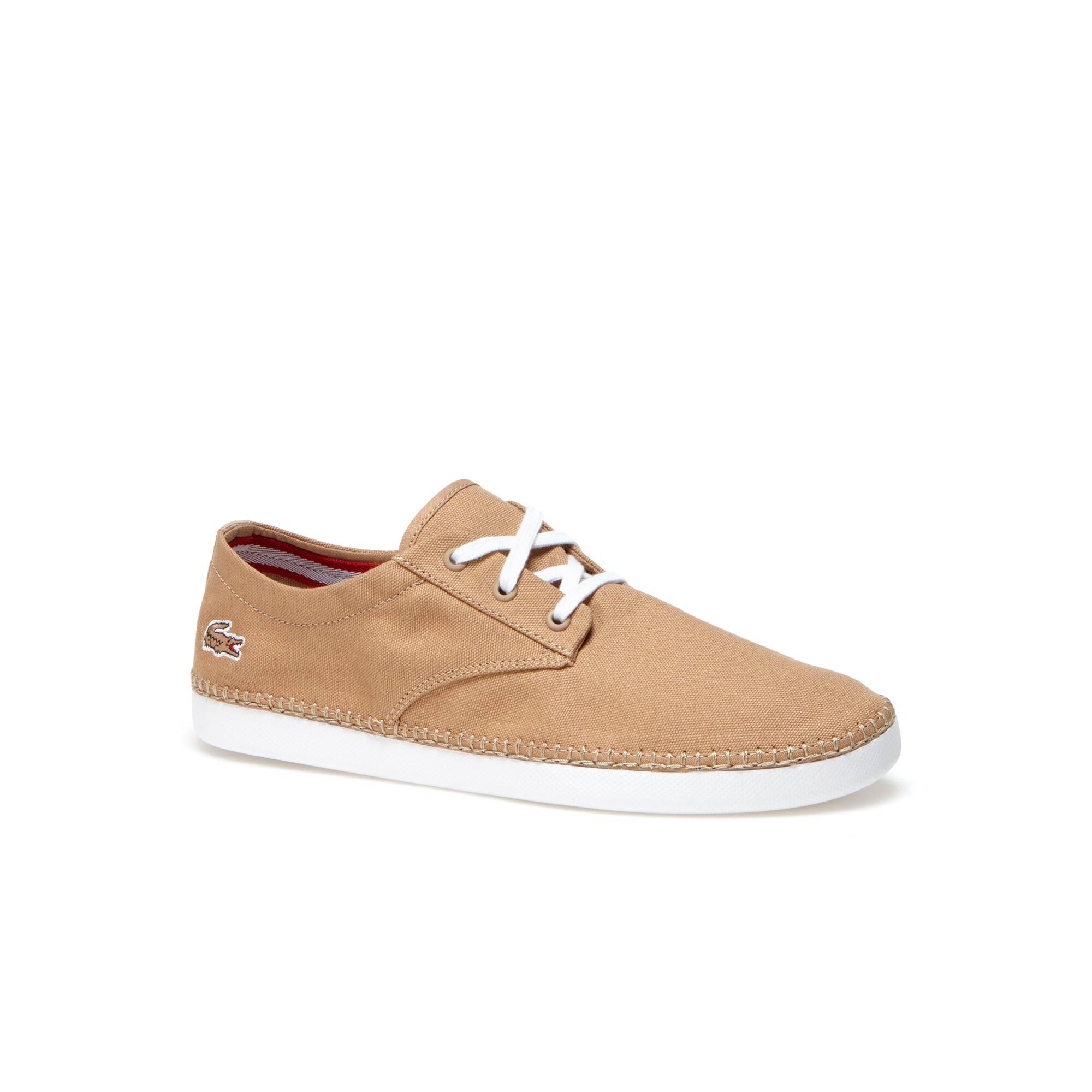 Zapatos L.ydro de lona para hombre