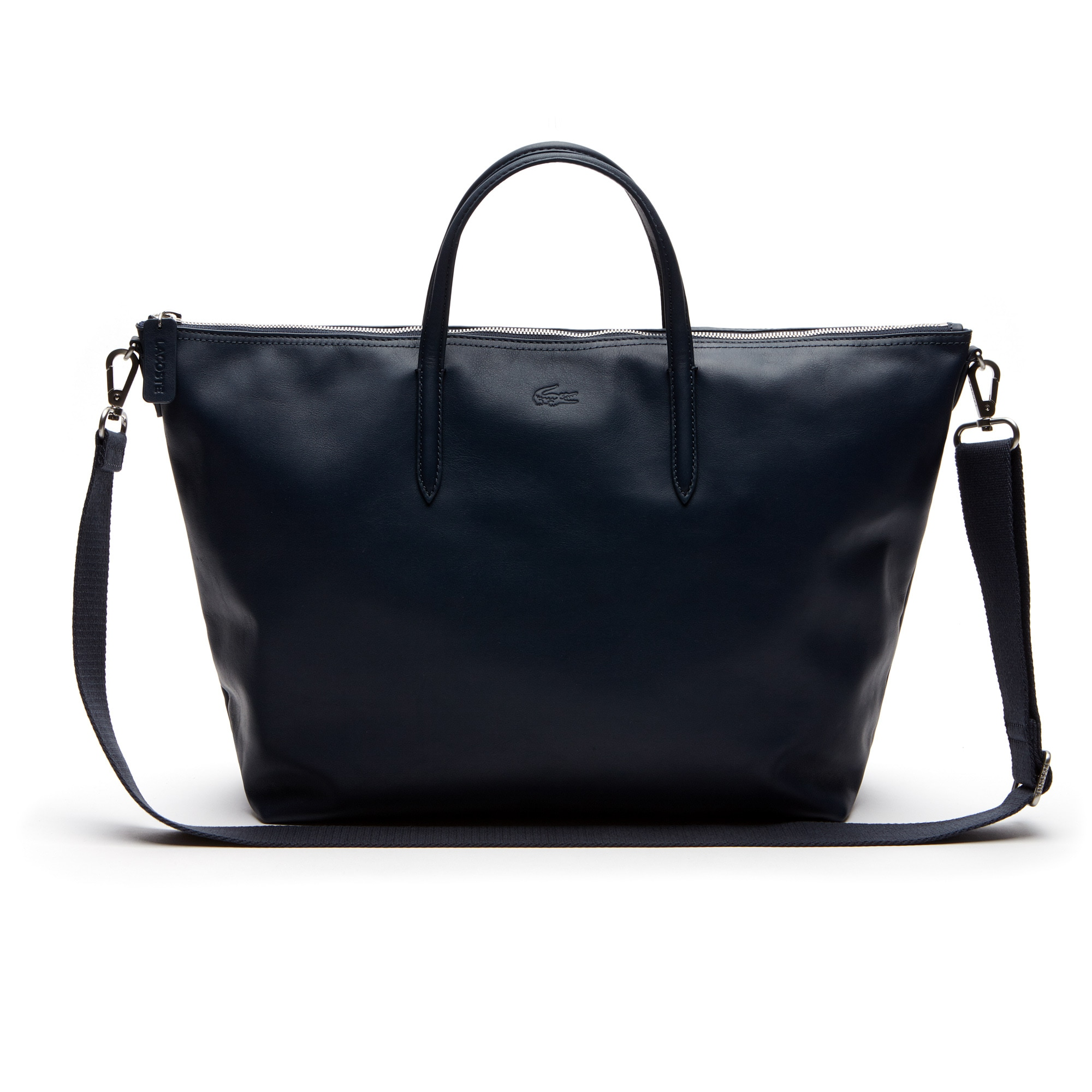 Women's L.12.12 Limited Edition 85th Anniversary Leather Tote Bag