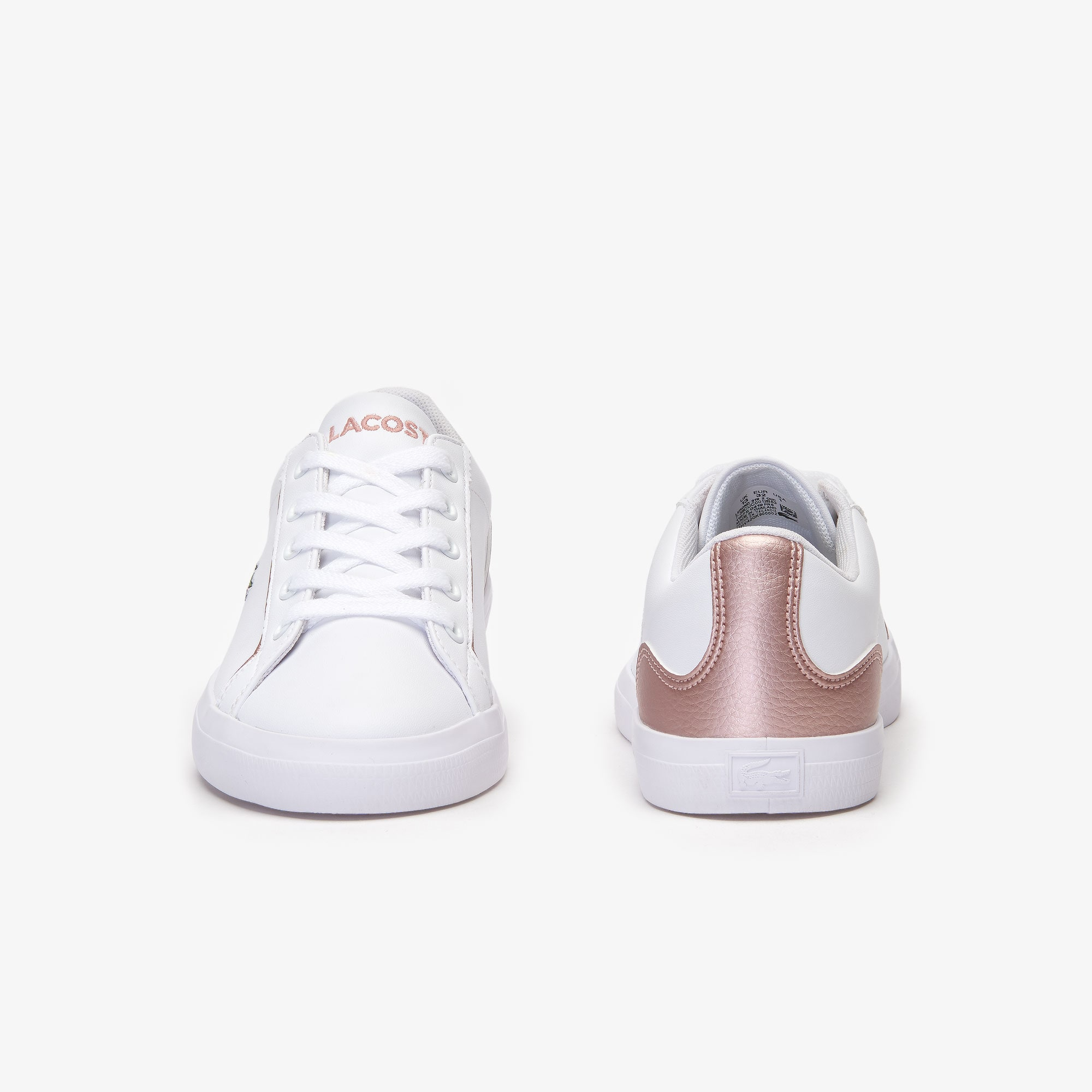 Children's Lerond Metallic Synthetic Trainers