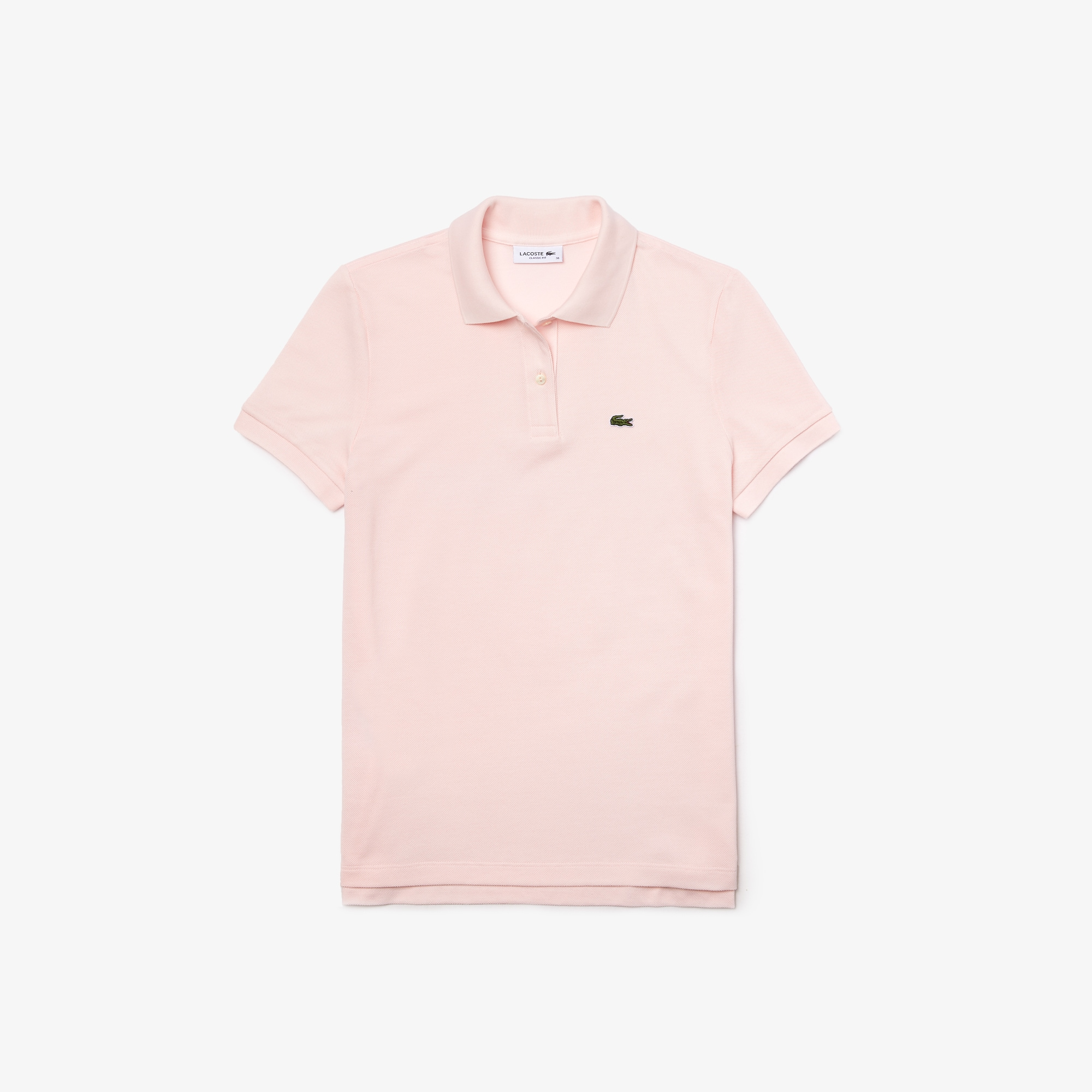 Women's Lacoste Classic Fit Soft Cotton Petit Piqué Polo