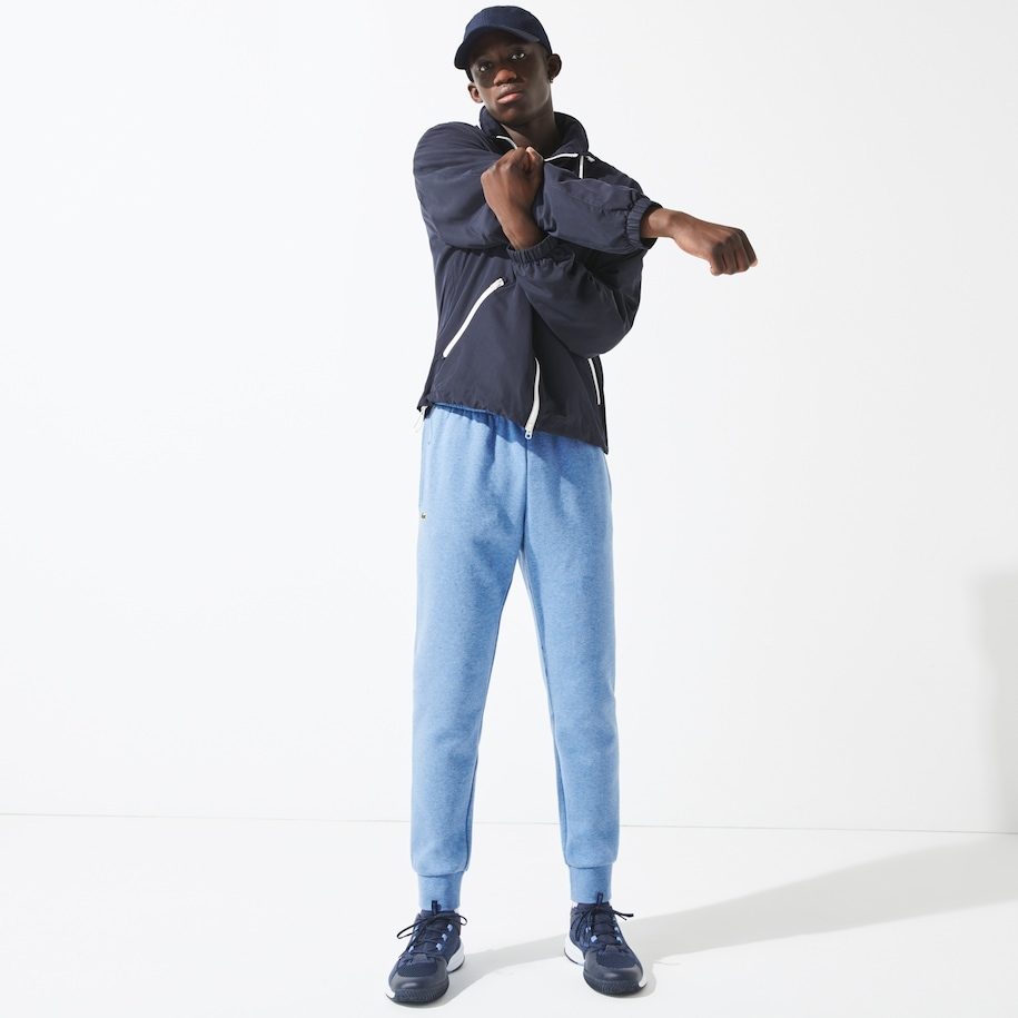 Pantalon De Deporte De Hombre Lacoste Sport Tennis En Felpa De Algodon Lacoste